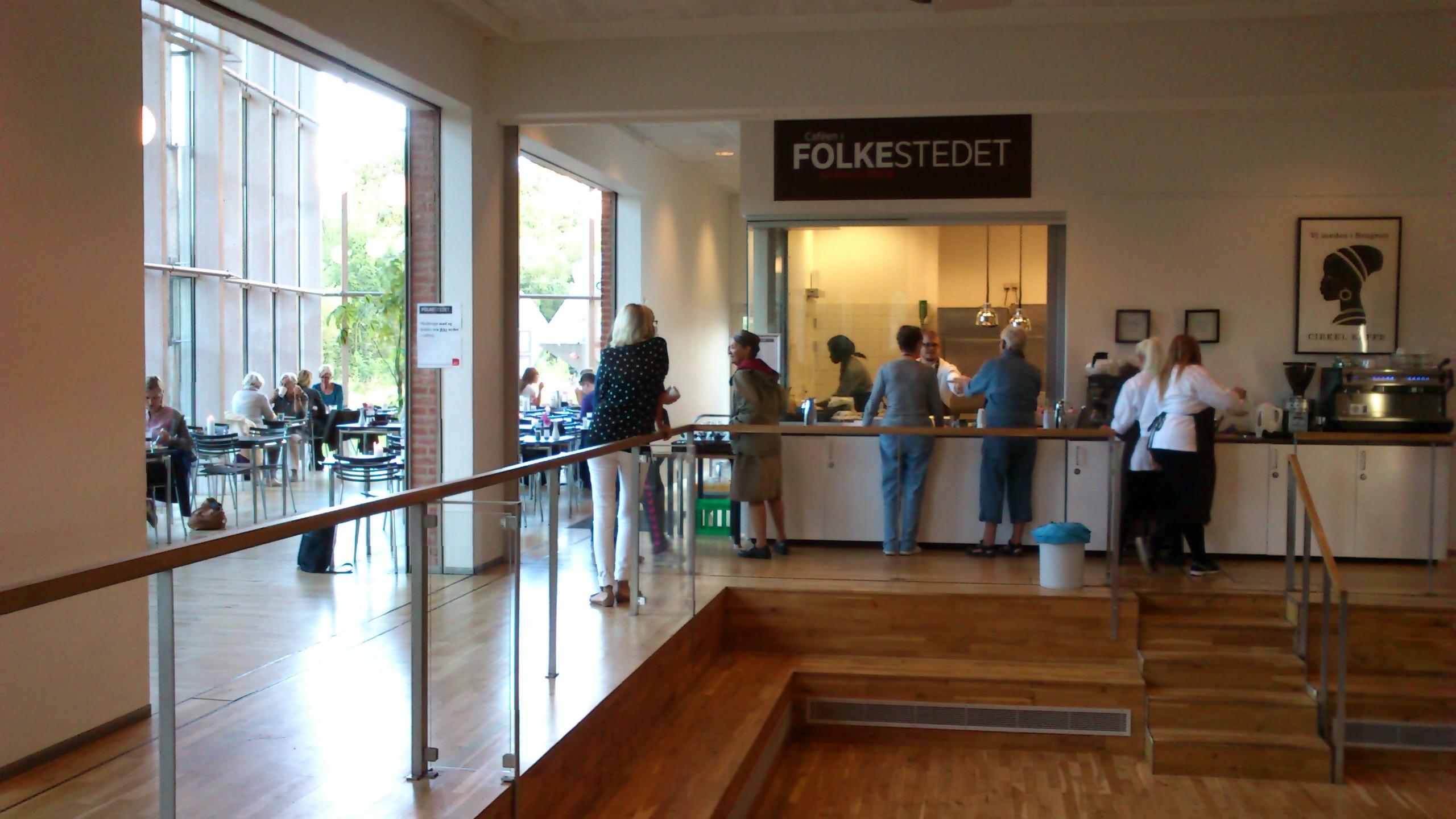 cafe folkestedet