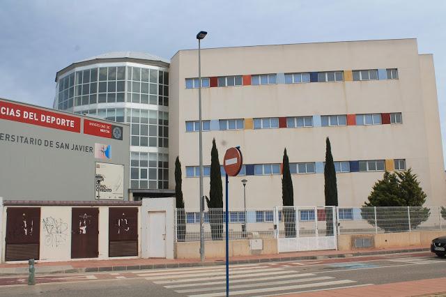 File:Campus de Ciencias del Deporte (San Javier).jpg