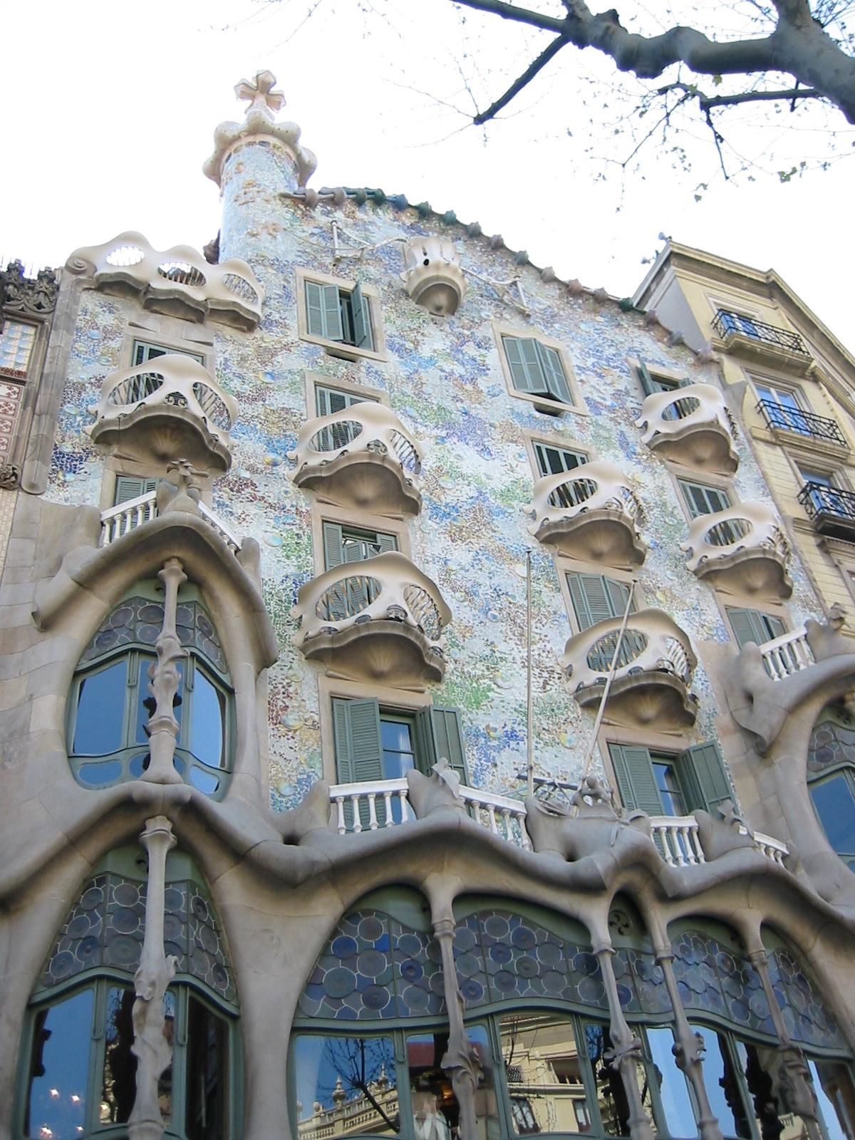 Casa batll wikipedia Art nouveau arquitectura