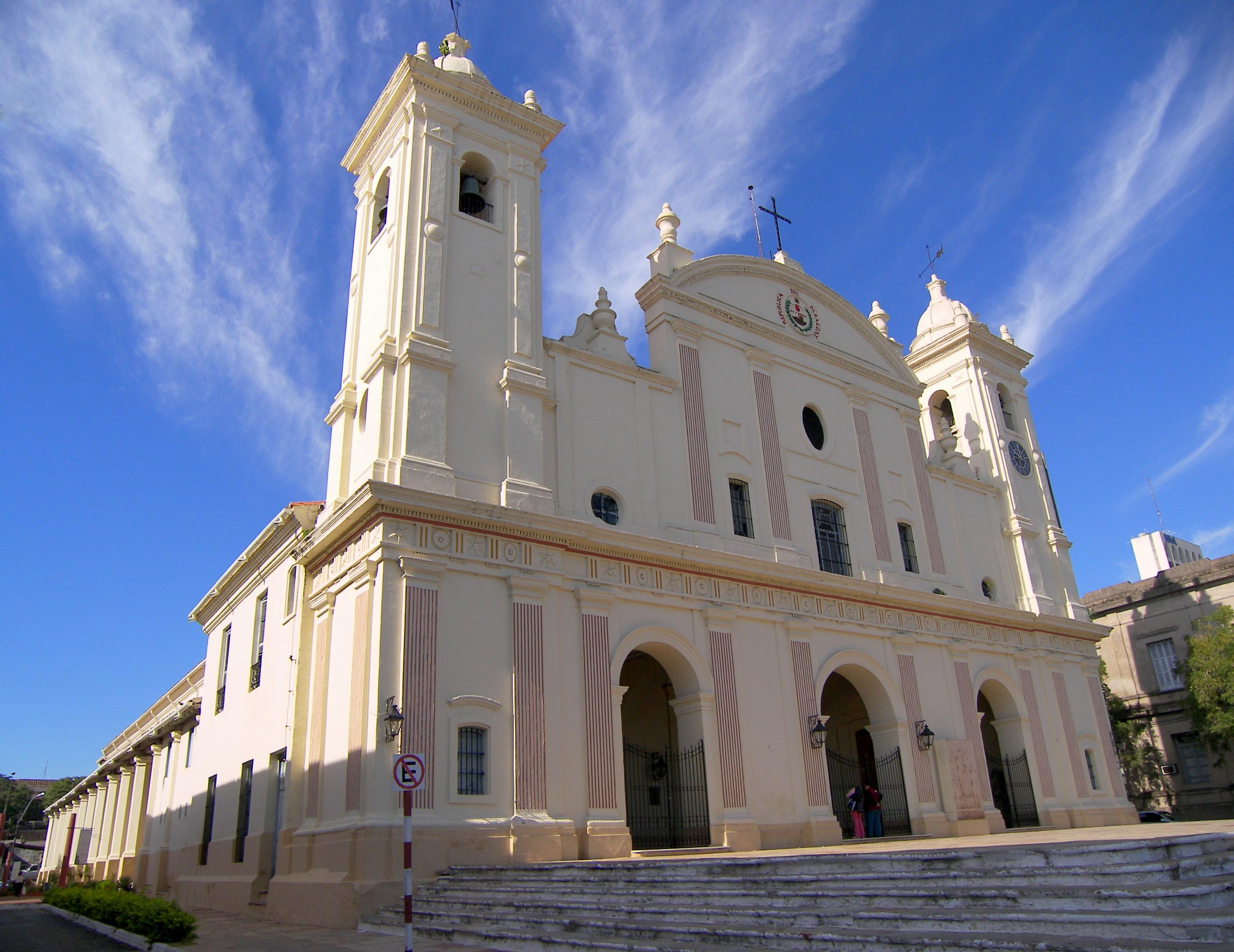 Asuncion Paraguay  city photo : Catedral de Asunción Paraguay Wikimedia Commons