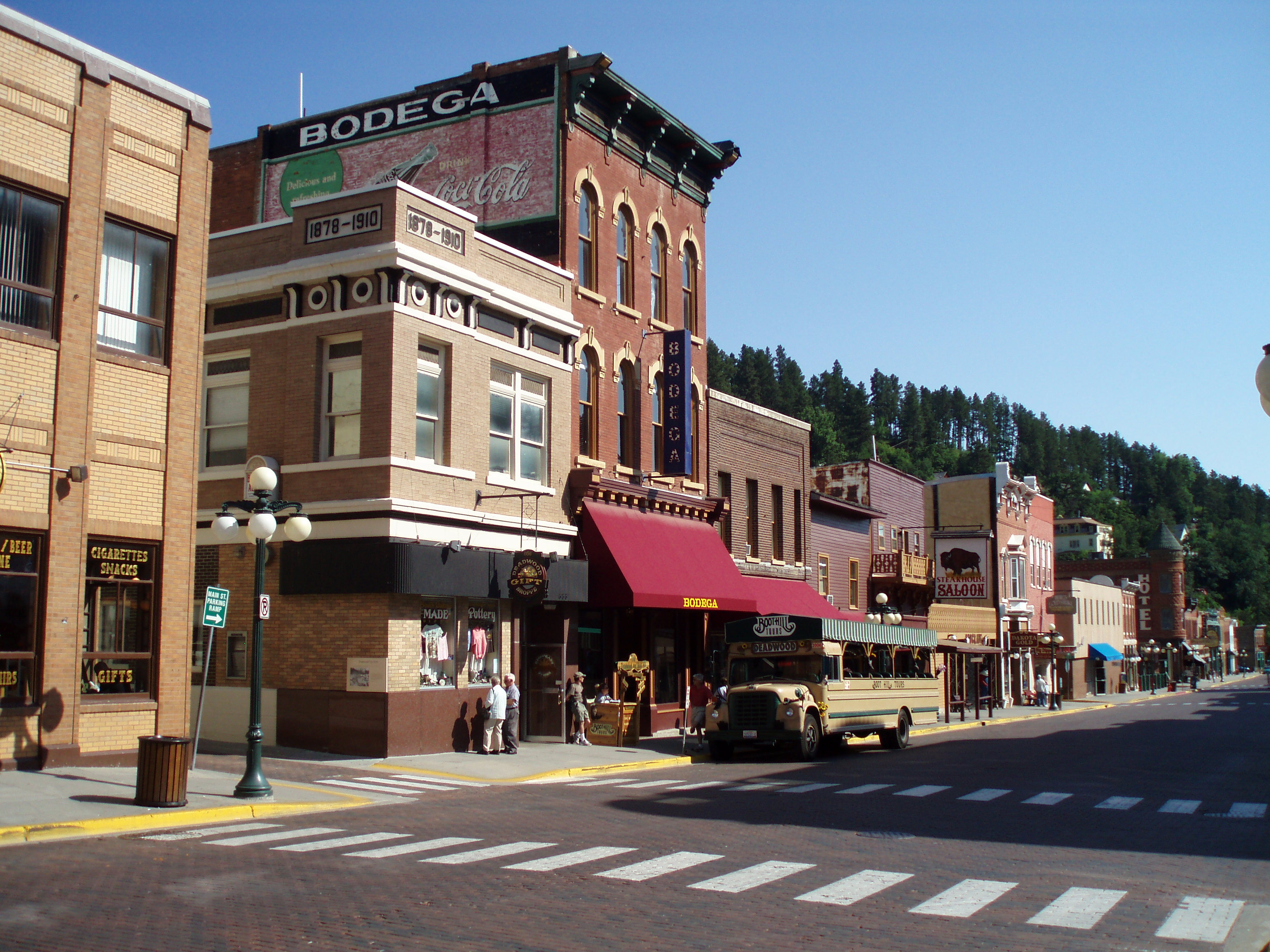 What Is The Most Famous Building In Rapid City Sd
