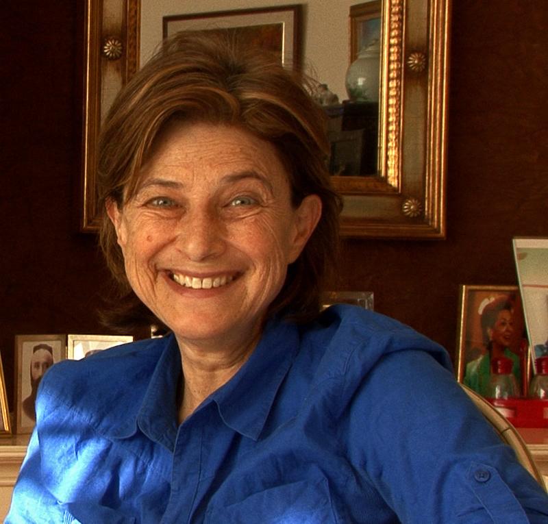 Image of Chantal Akerman from Wikidata