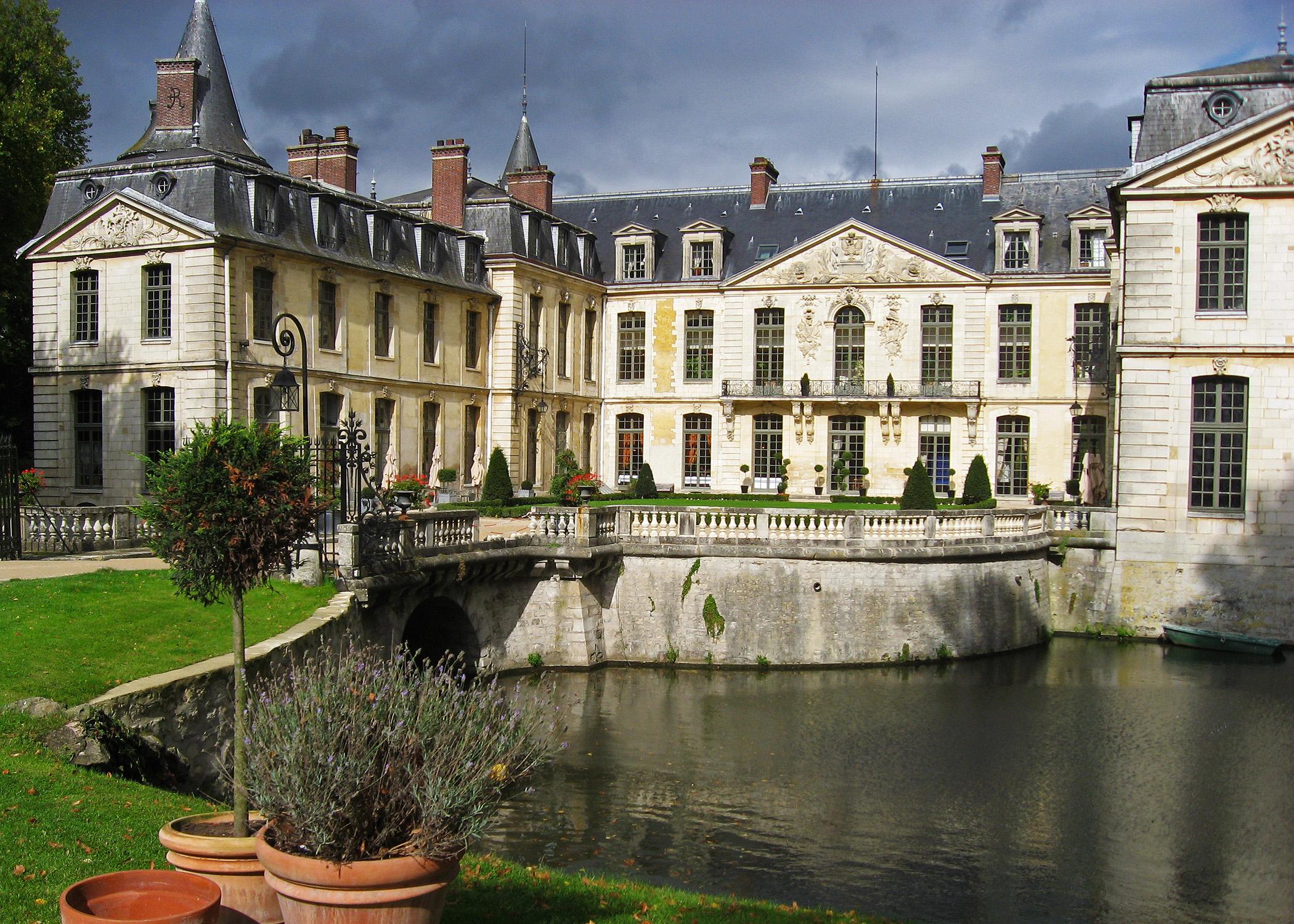 chteau dermenonville wikiwand - Chateau D Ermenonville Mariage