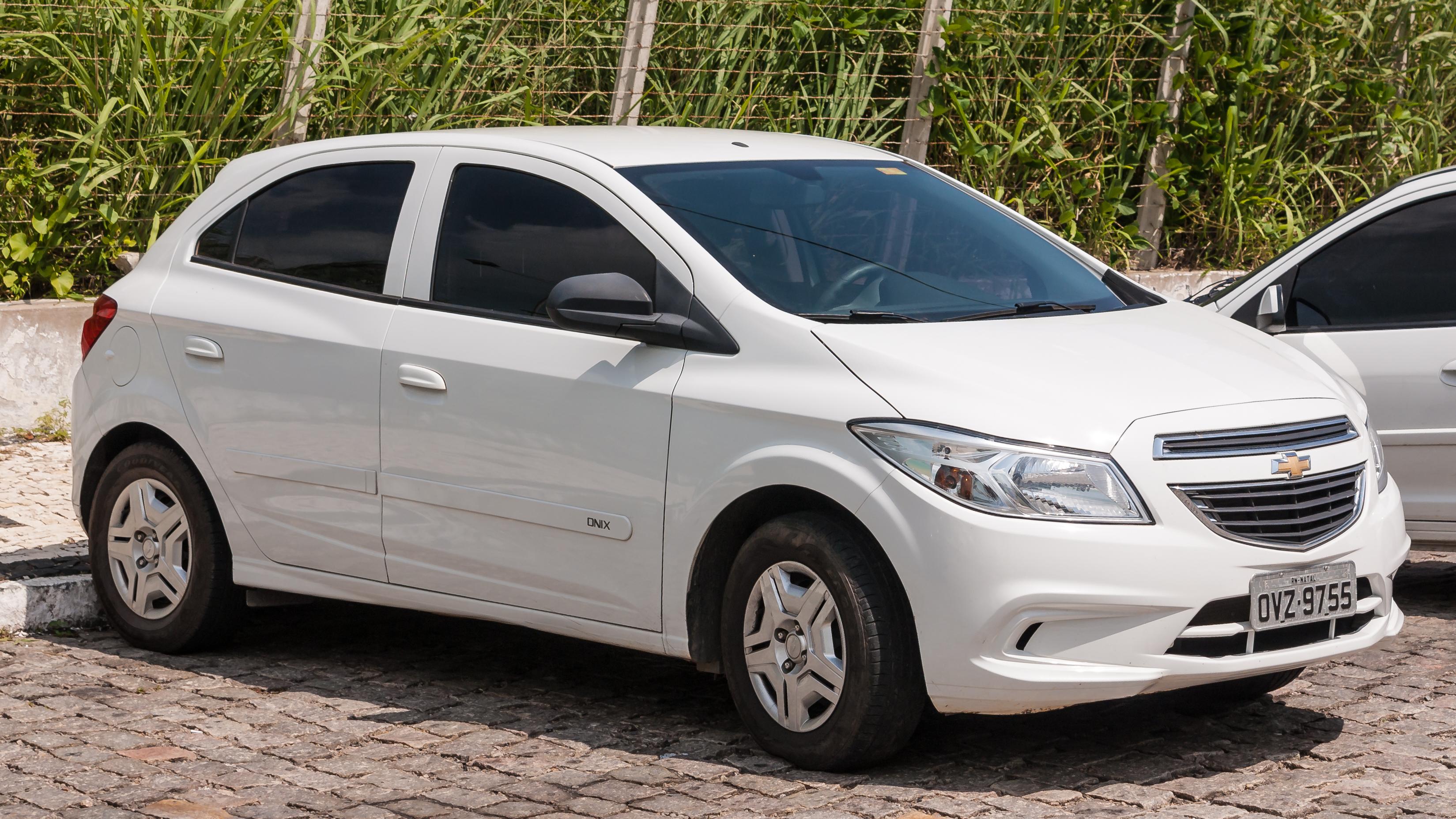 Chevrolet Onix Wikipedia