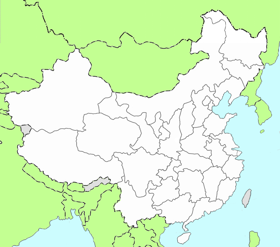 File:China blank map-2.png - Wikimedia Commons