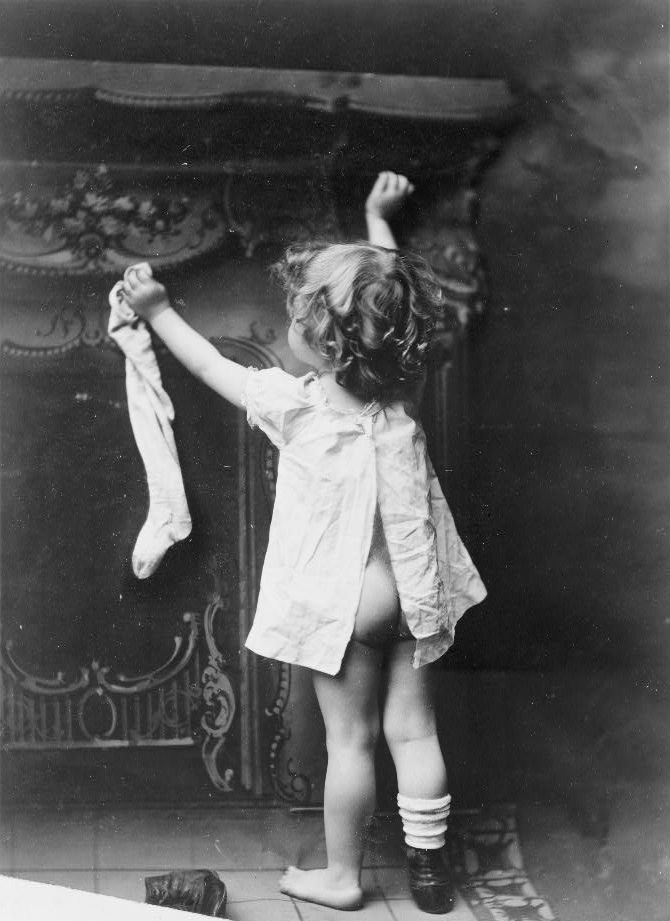 Архивные ретро снимки потрясающих барышень  363616