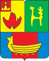 Coat of Arms of Skhodnya (Moscow oblast).png