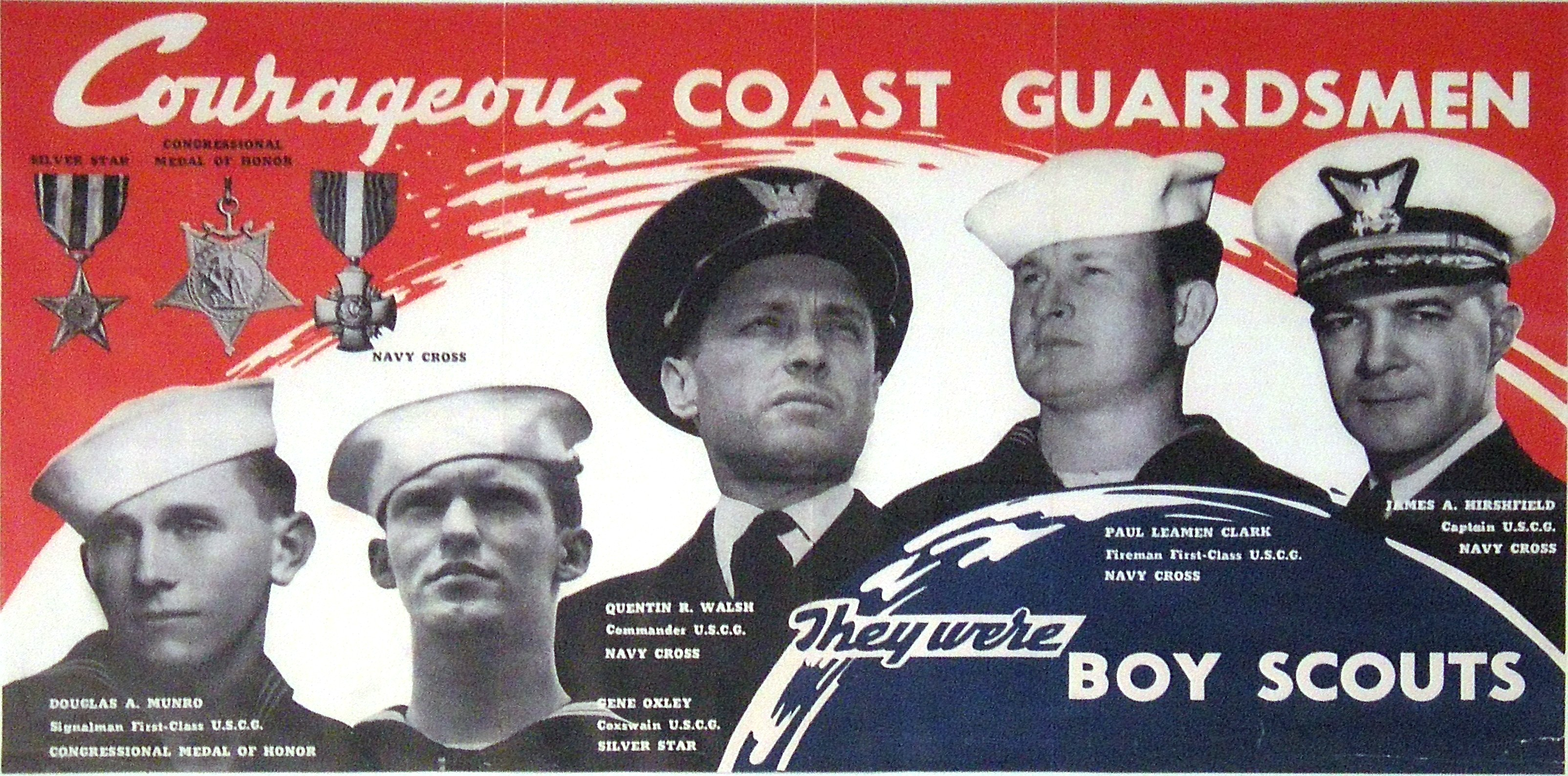 File:Courageous Coast Guardsmen poster jpg - Wikimedia Commons