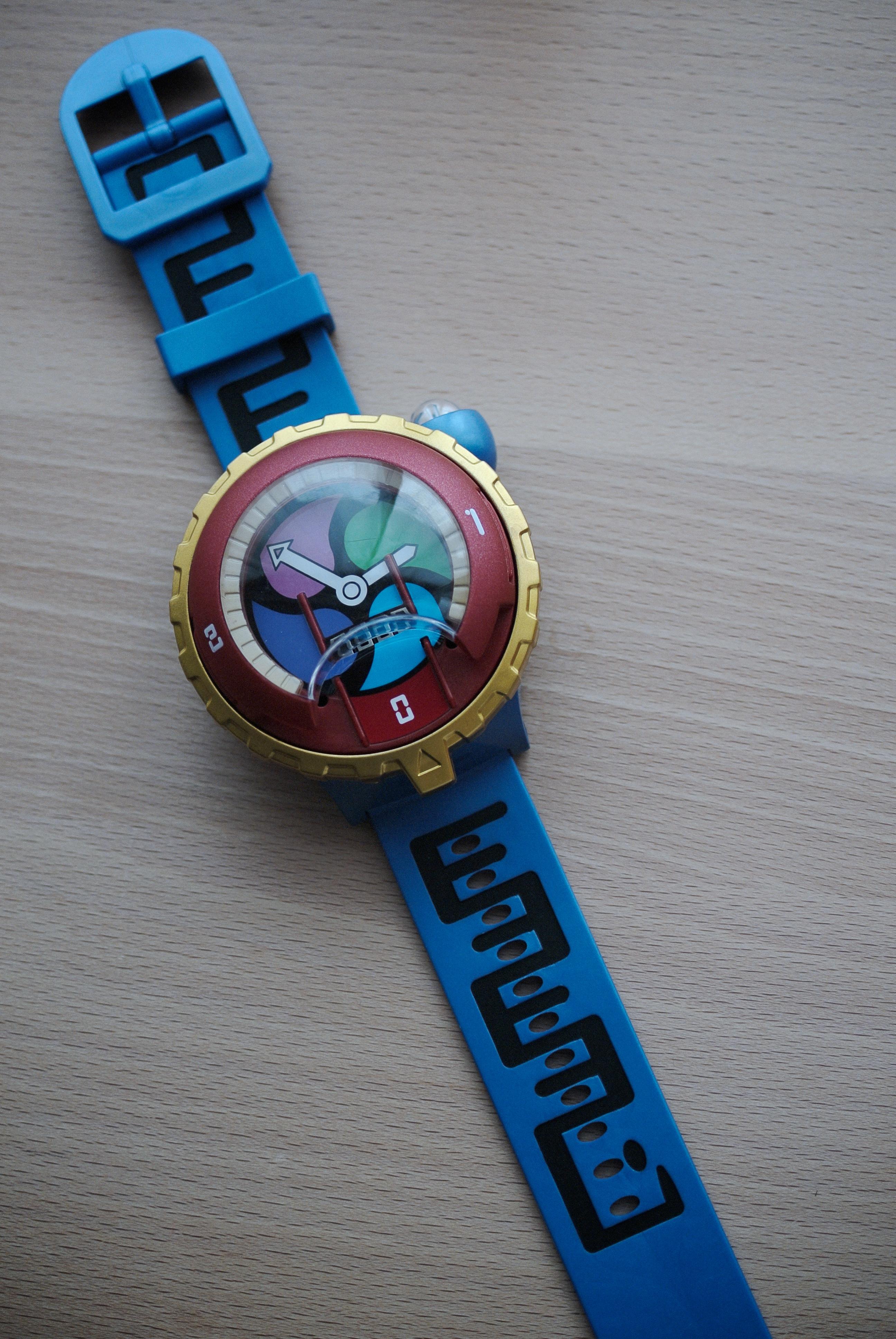 Yo kai watch wikiwand for Porte medaillon yokai watch