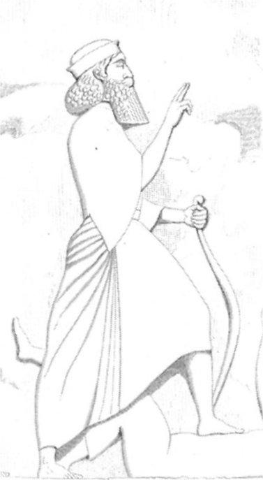 نكته هايي از تاريخ ايران باستان و باستانيان Darius