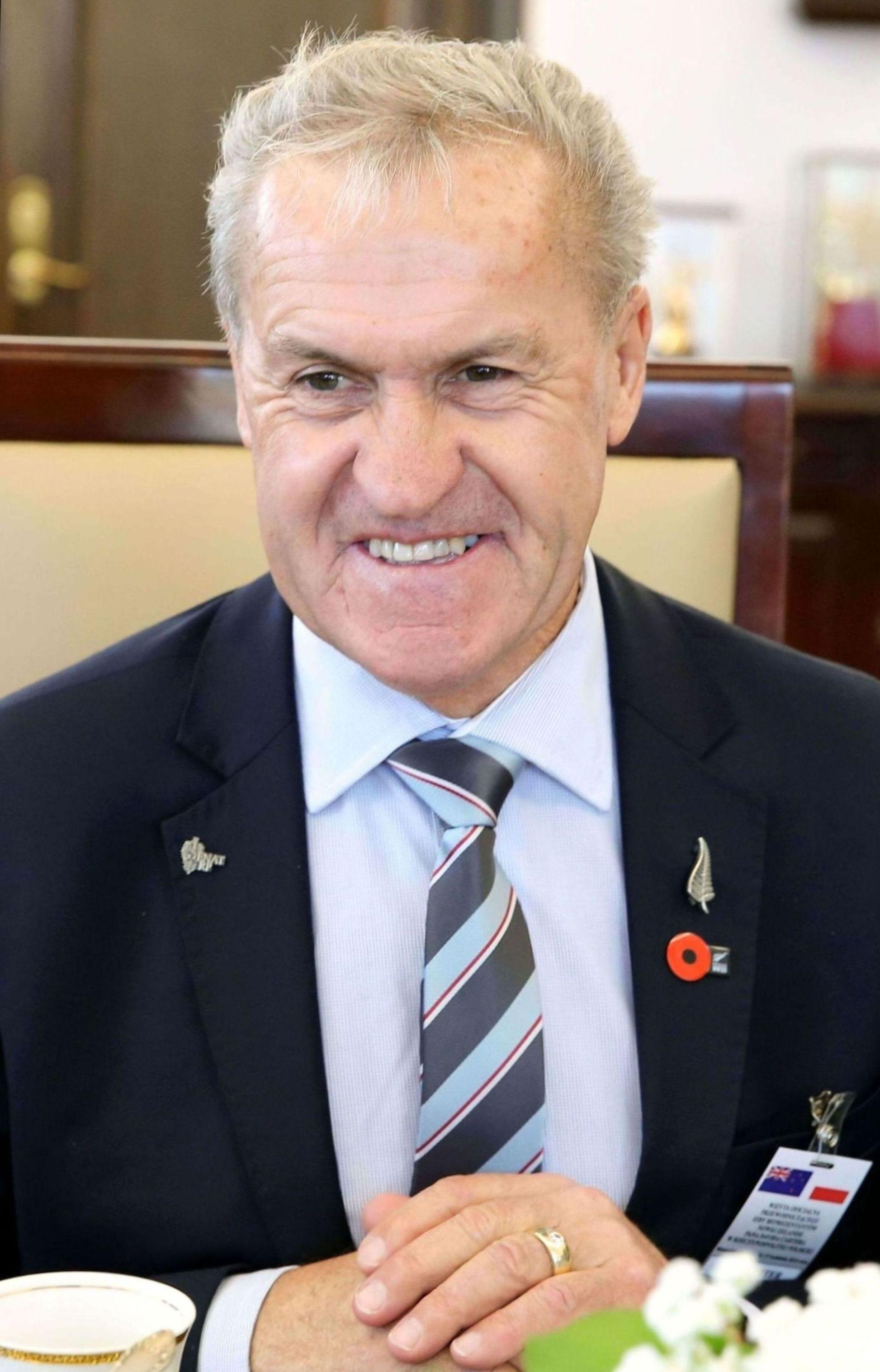 David Carter (politician) - Wikipedia