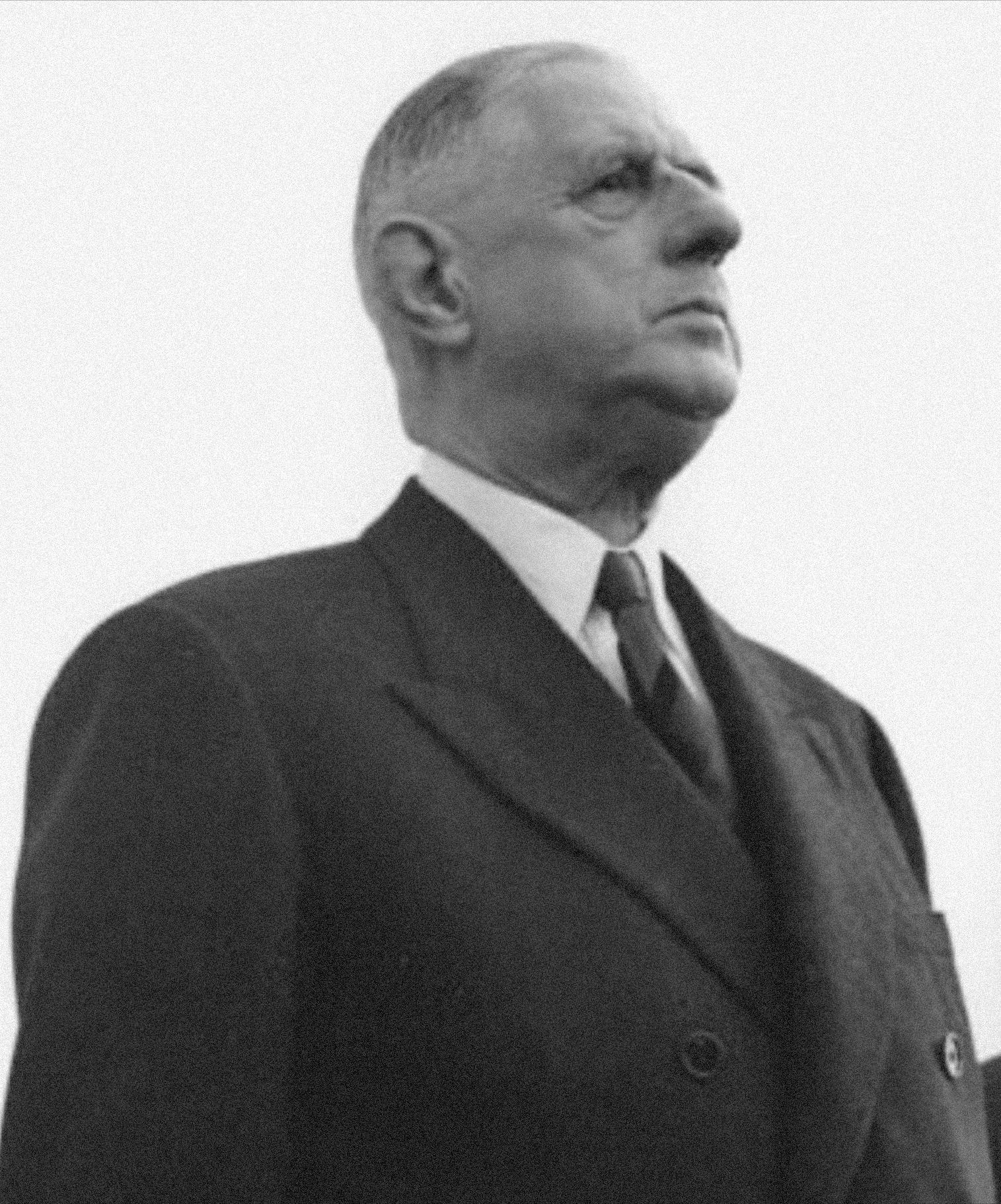 シャルル・ド・ゴール - Wikipedia