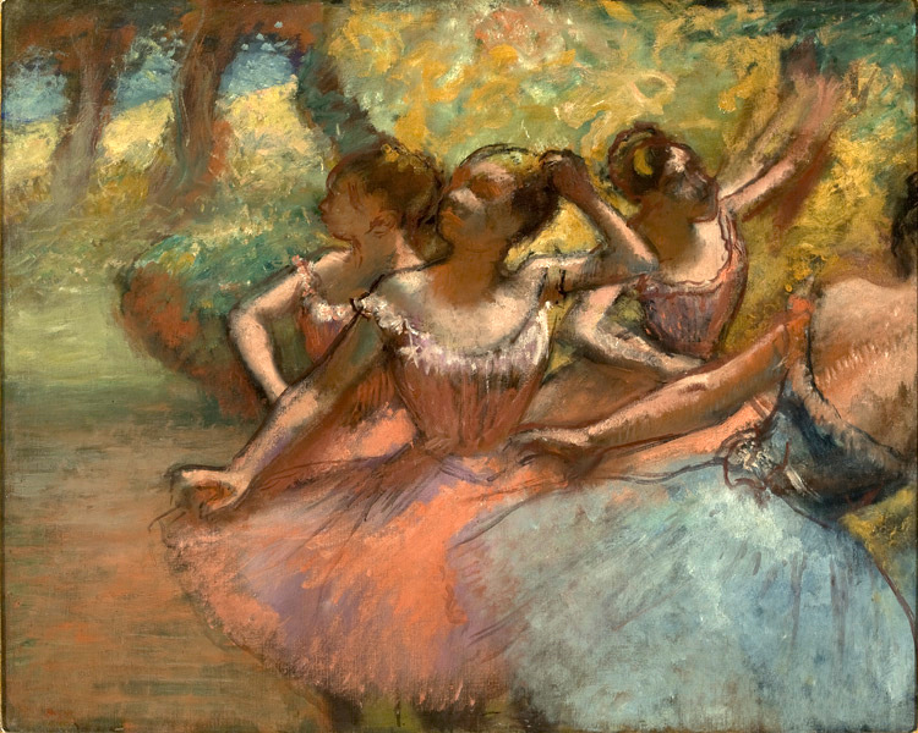 File:Degas - Quatro Bailarinas em Cena.jpg
