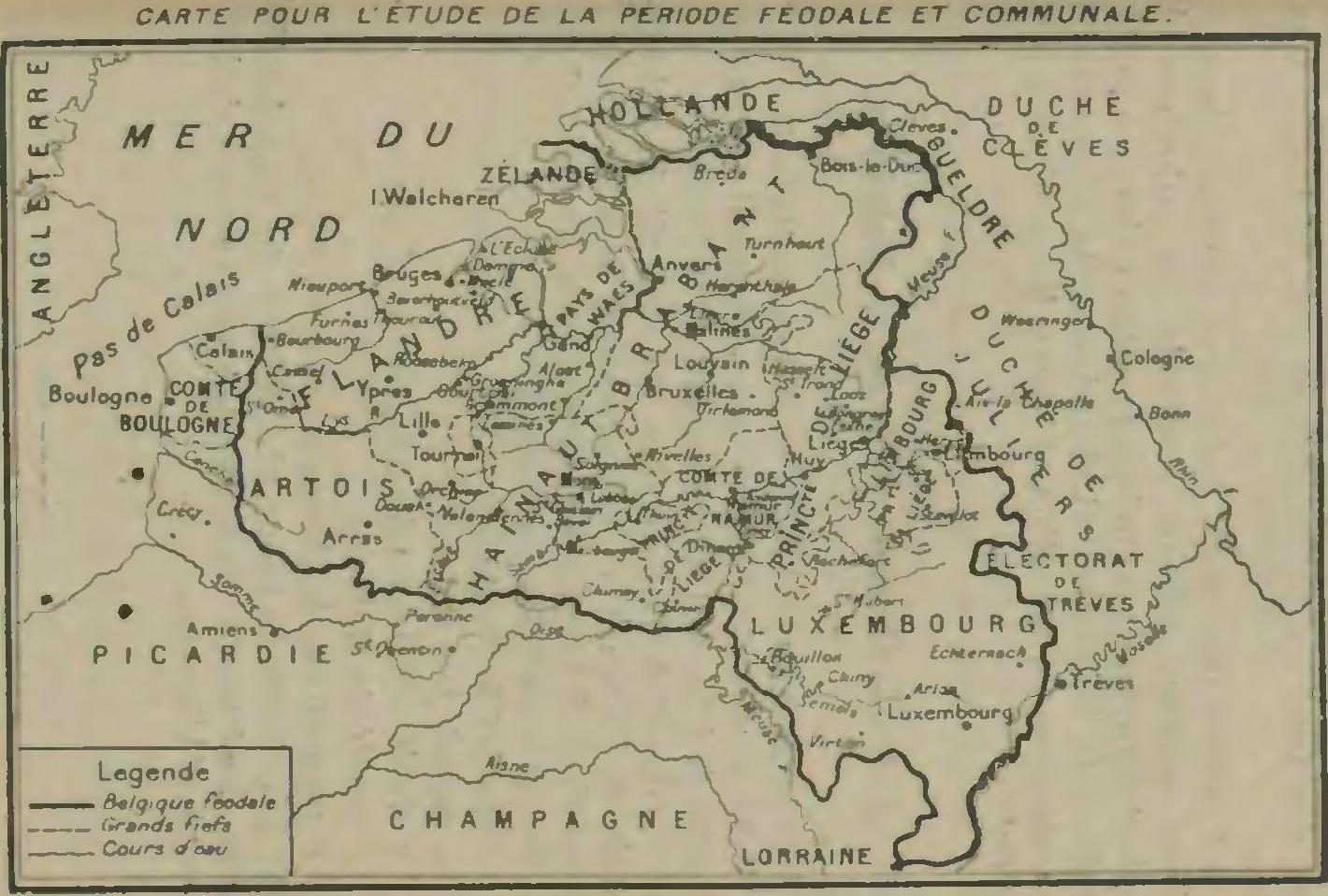 Carte Belgique Histoire.File Deprez Petit Cours D Histoire De Belgique 1916 P53