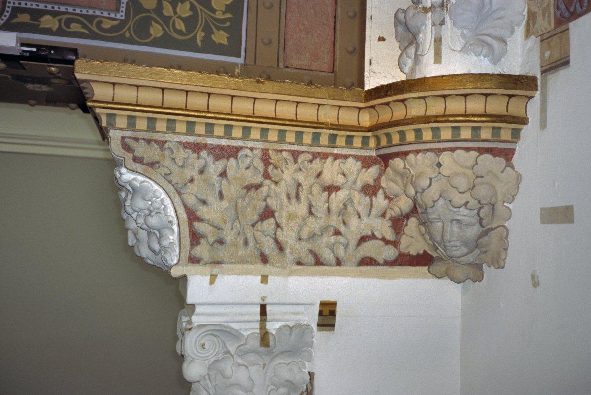 File detail van kleurige afwerking interieur tijdens for Interieur stage amsterdam
