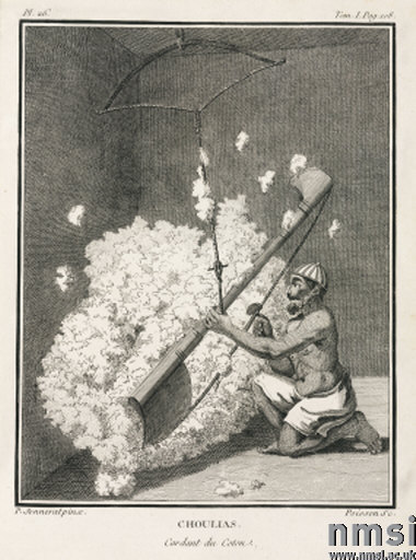 history of cotton in india In the early 19th century the british east india company exported raw cotton from   c issawi, ed, the economic history of iran 1800-1914, chicago, 1971.