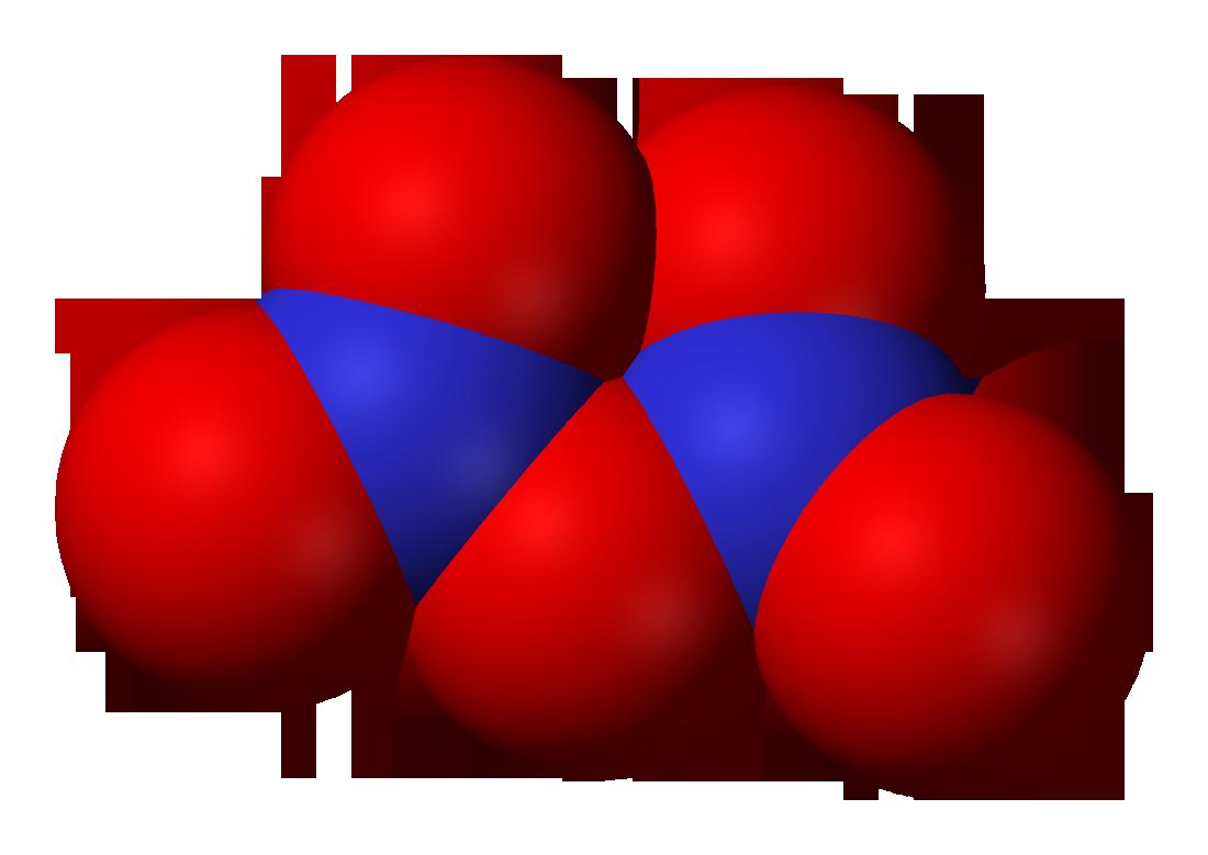 Dinitrogen Pentoxide D Vdw