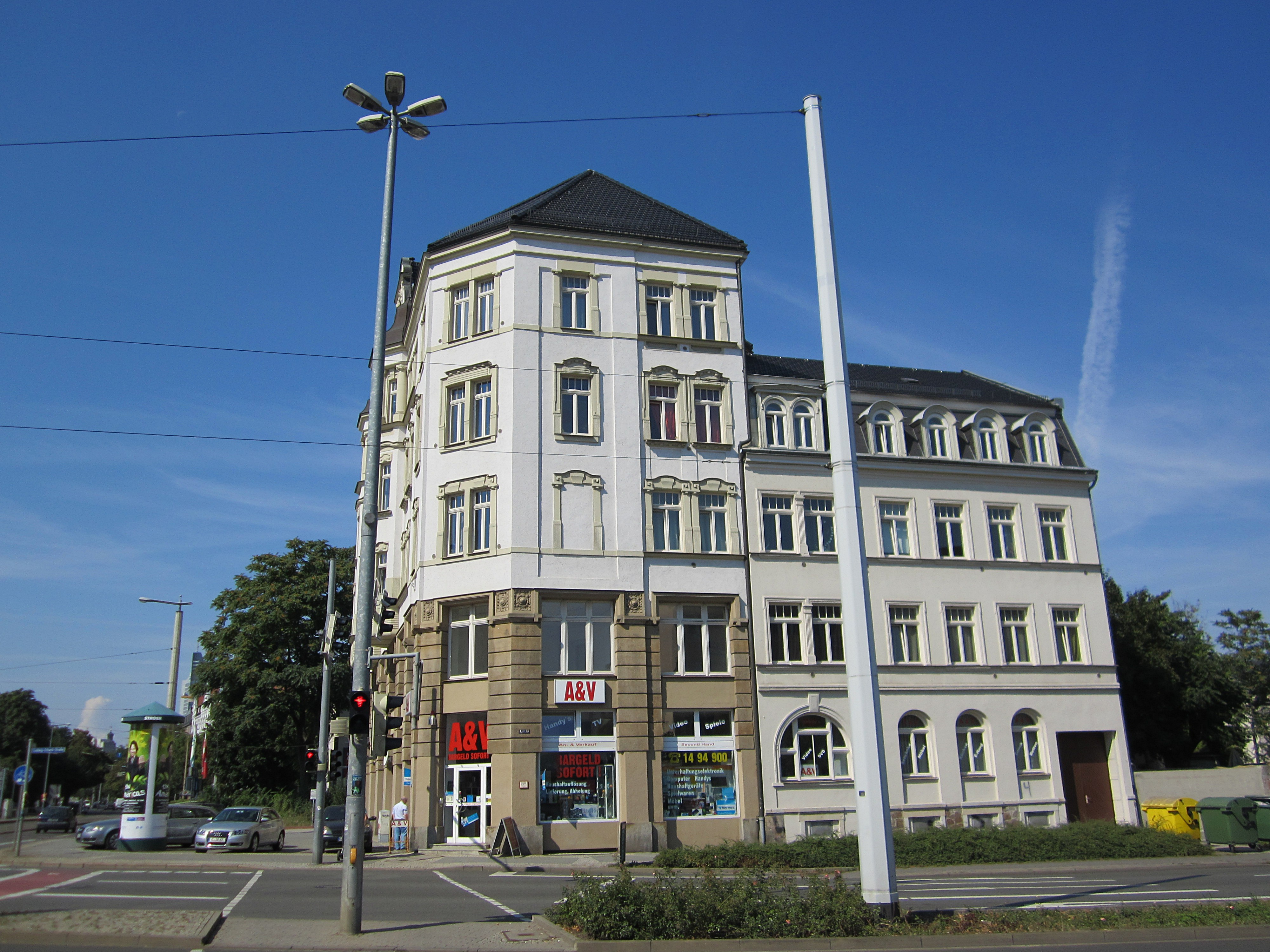 Dresdner Straße Leipzig