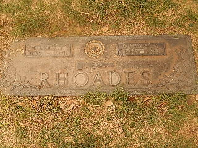 J L Dusty Rhoades Wikipedia