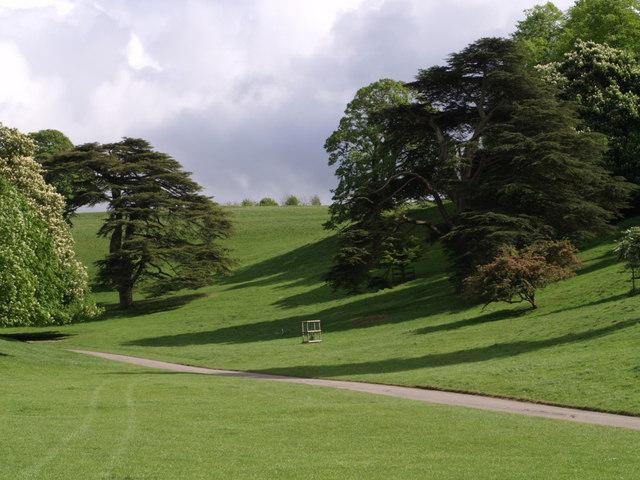 Dyrham Park - geograph.org.uk - 434497