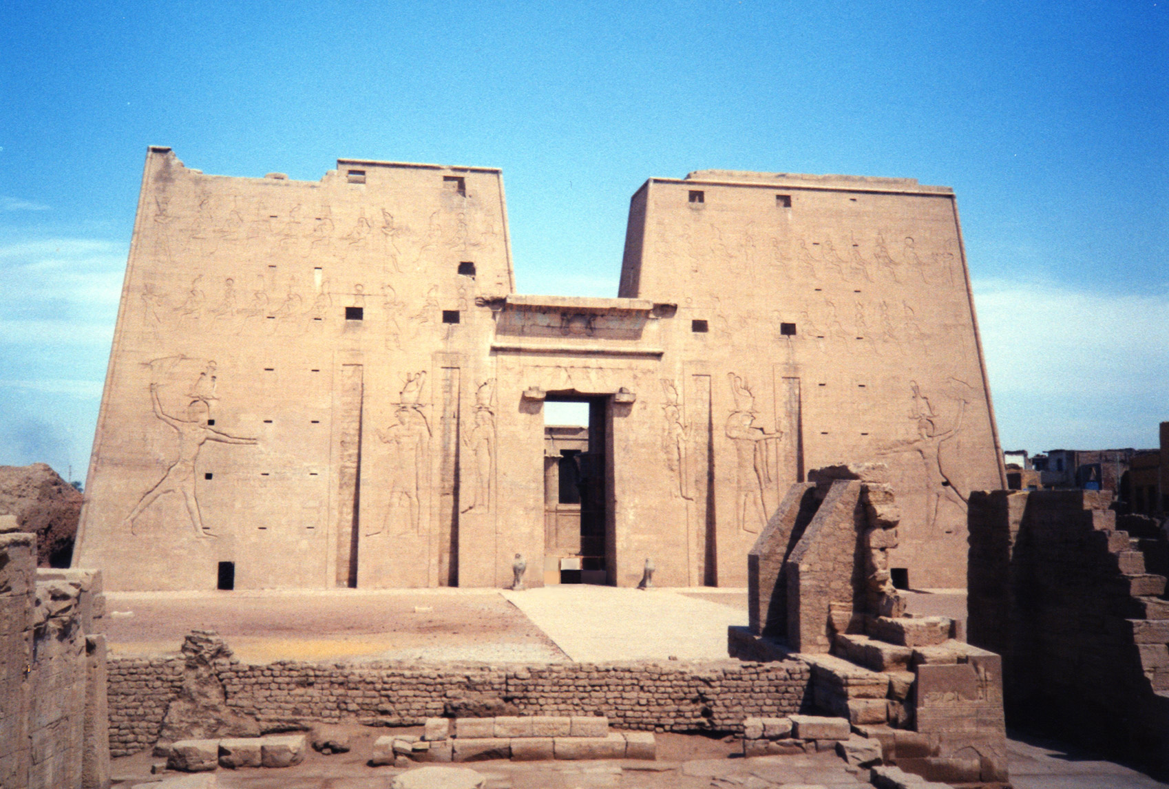 File Edfu Wikimedia Commons
