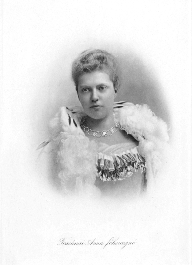 Archduchess Anna of Austria