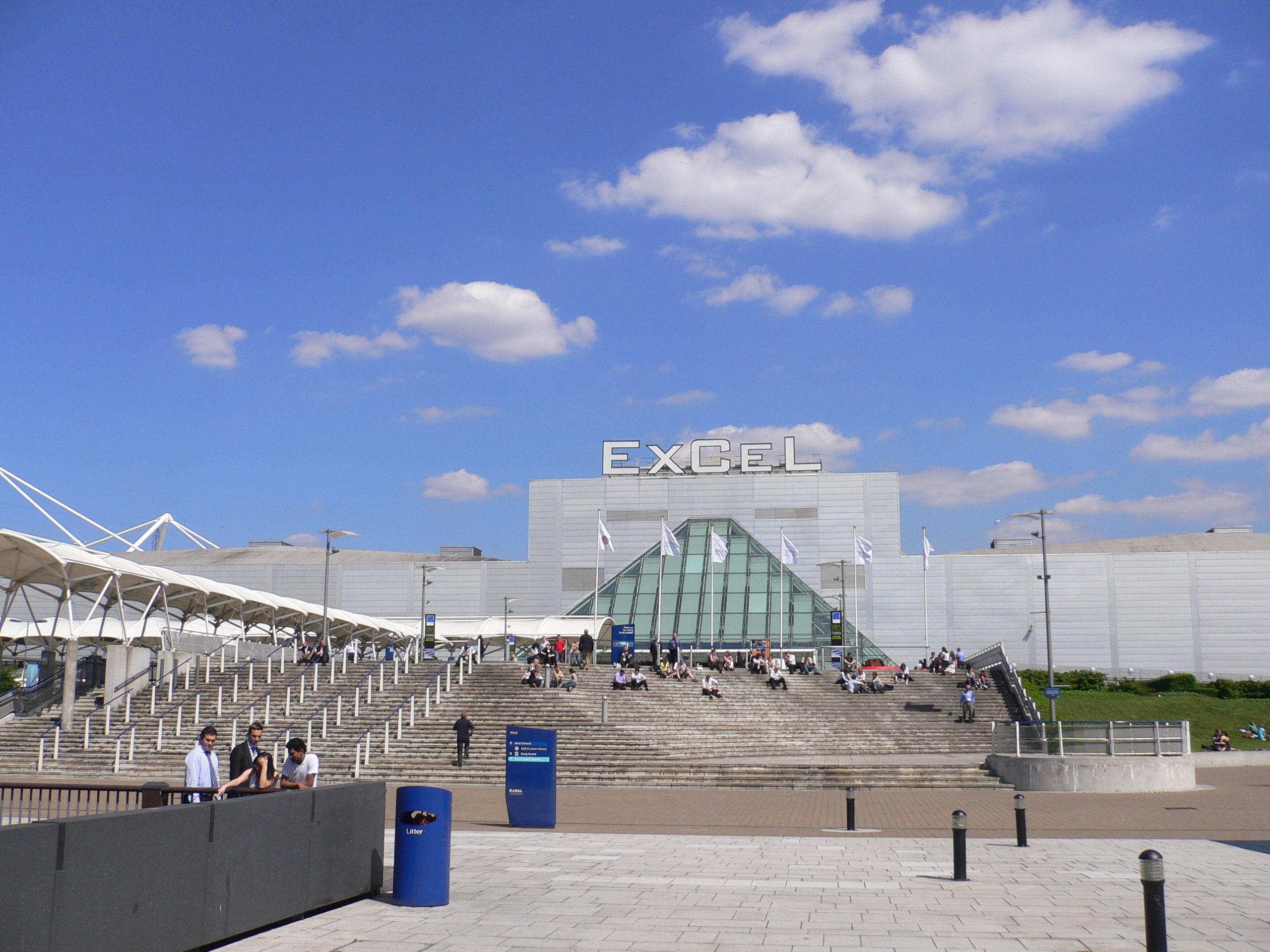 File:ExCeL London.jpg - Wikimedia Commons