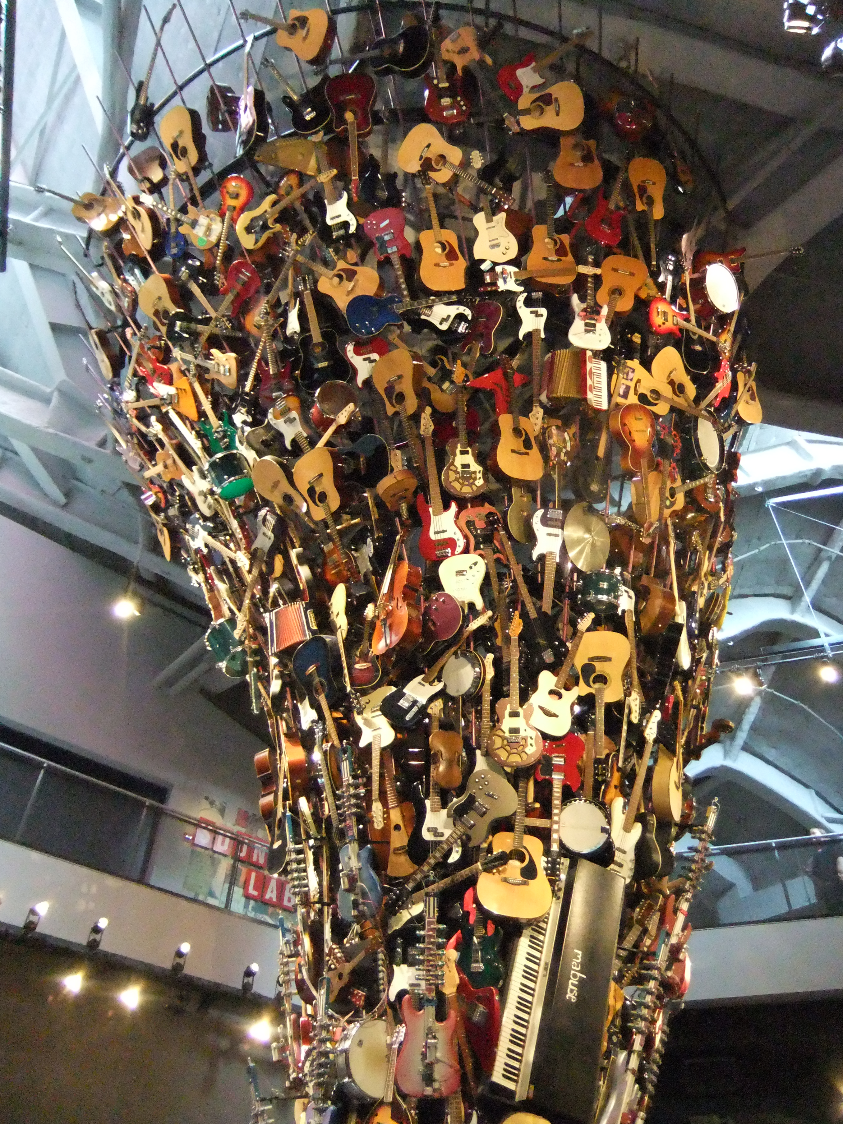 Good File:Experience Music Project, Science Fiction Museum, Seattle  (9447237950)