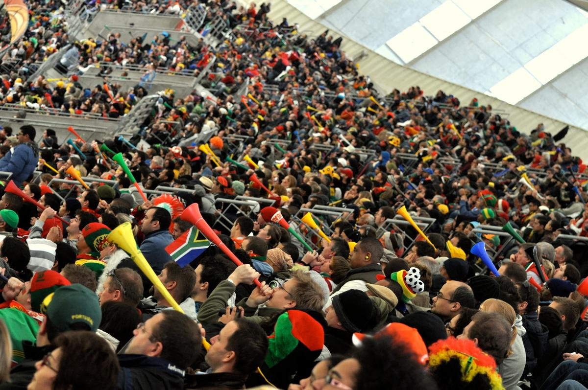 Image result for 2010 fifa world cup vuvuzela