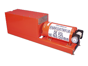 picture of a flight data recorder. Derivative ...