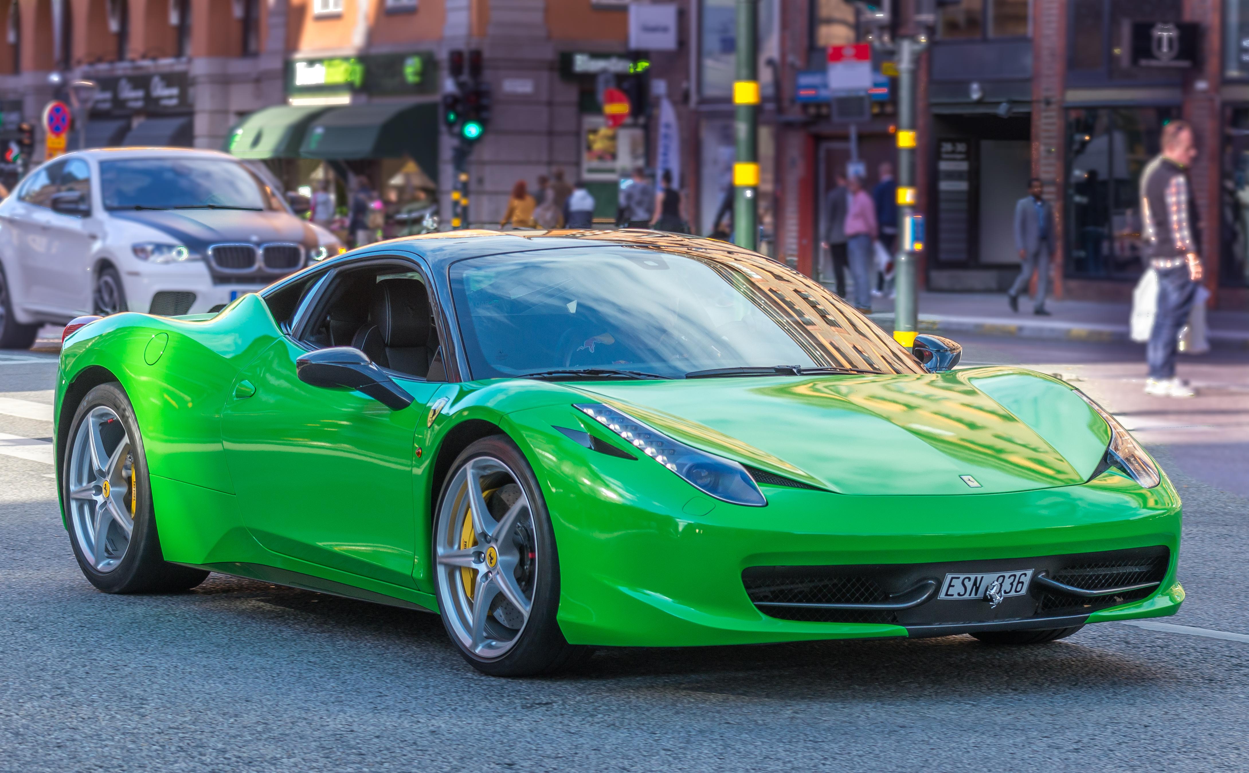 File Ferrari 458 Italia In Sweden 2016 Jpg Wikimedia Commons