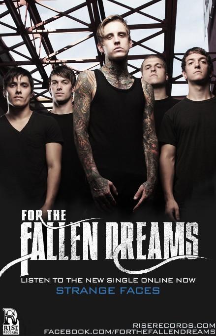 For the Fallen Dreams — Wikipédia