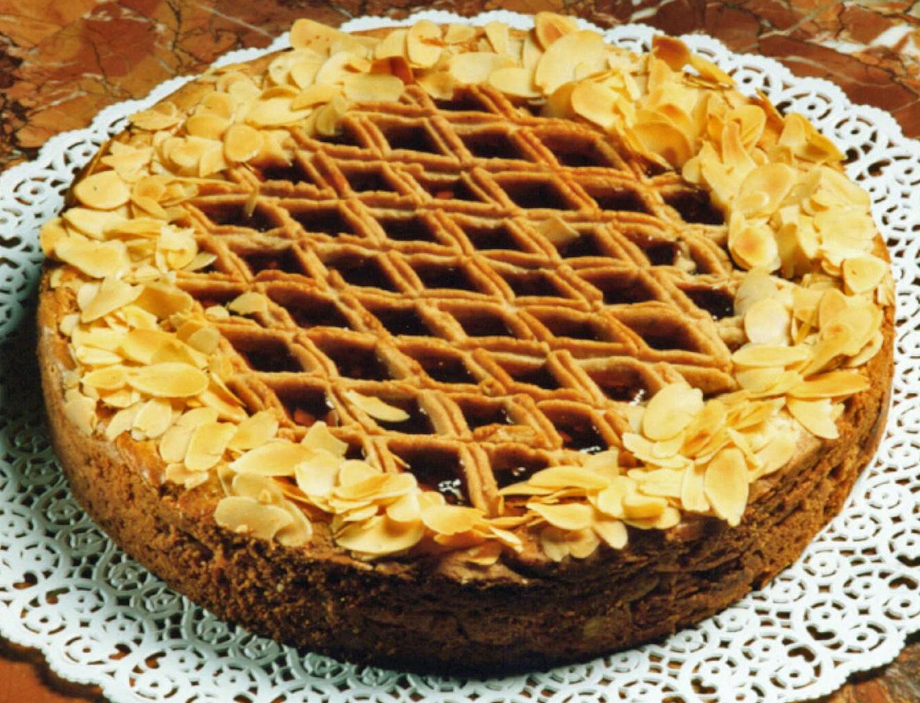 File foto linzertorte jpg wikimedia commons for Austrian cuisine history