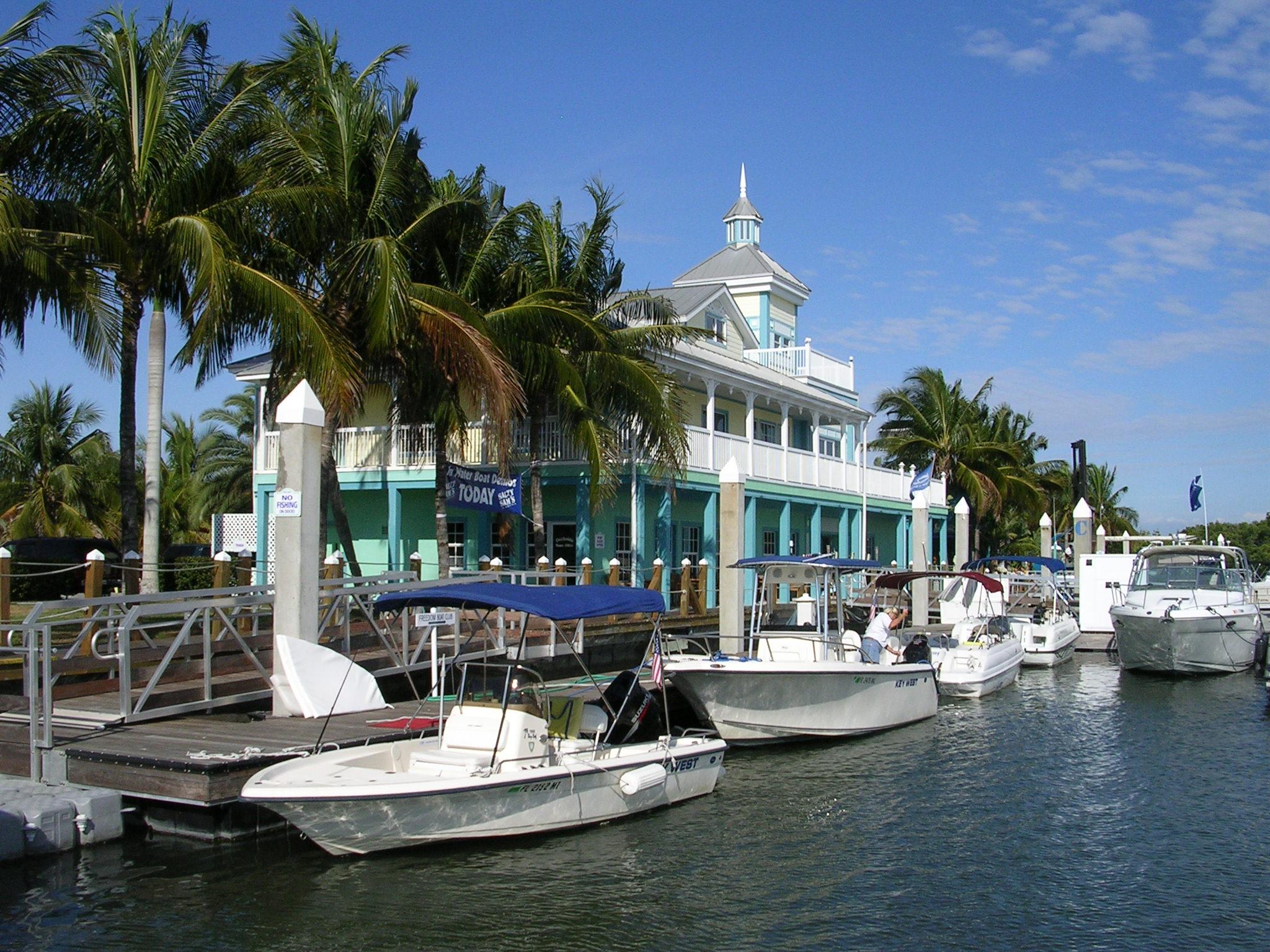 Freedom Boat Club Pensacola Beach