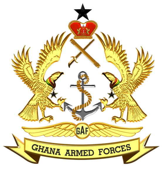 Ghana Armed Forces combined military forces of Ghana