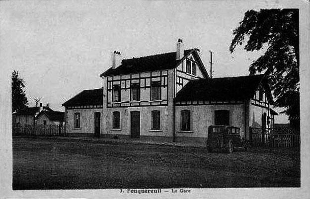 Station Fouquereuil