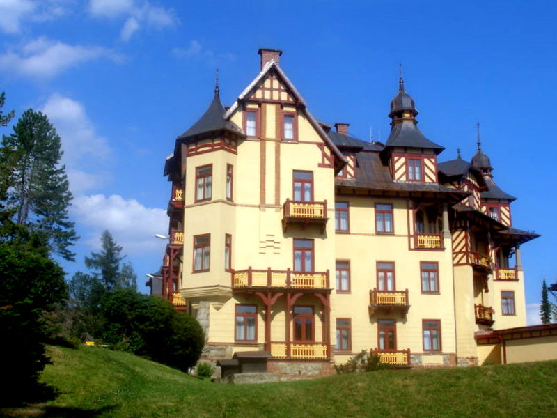 Grand Hotel Stary Smocovec