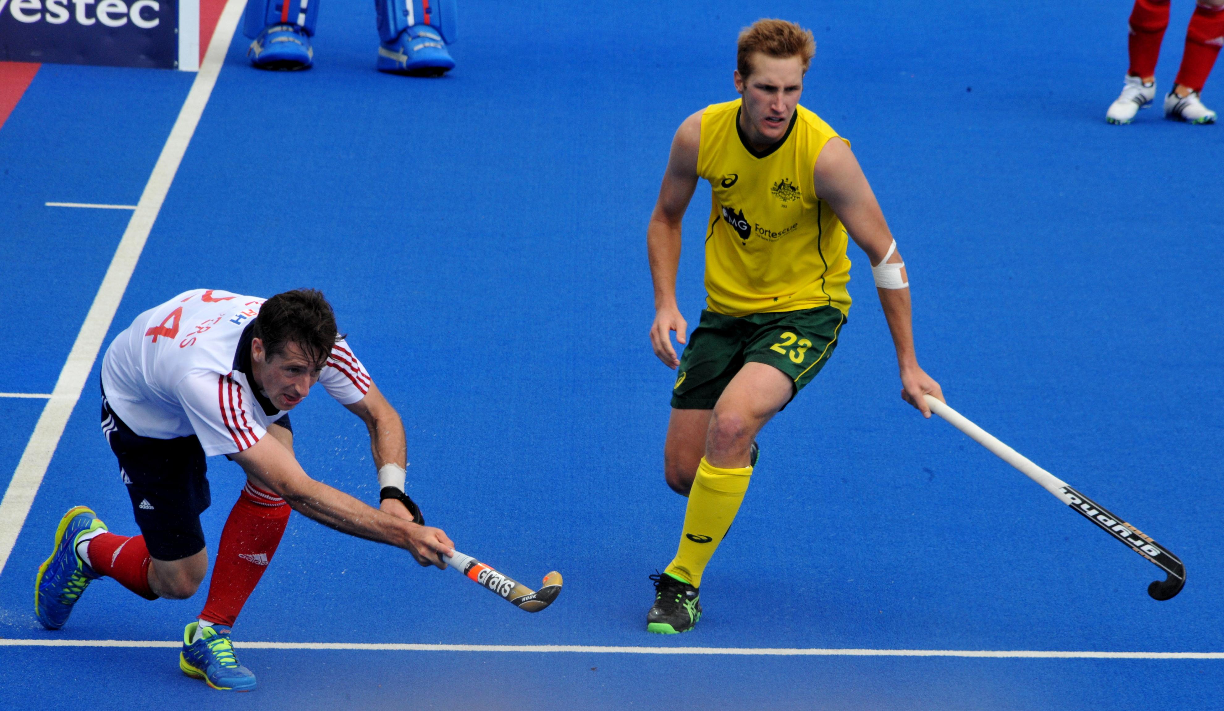 AUS vs ENG Dream11 Hockey | Australia vs Great Britain FIH