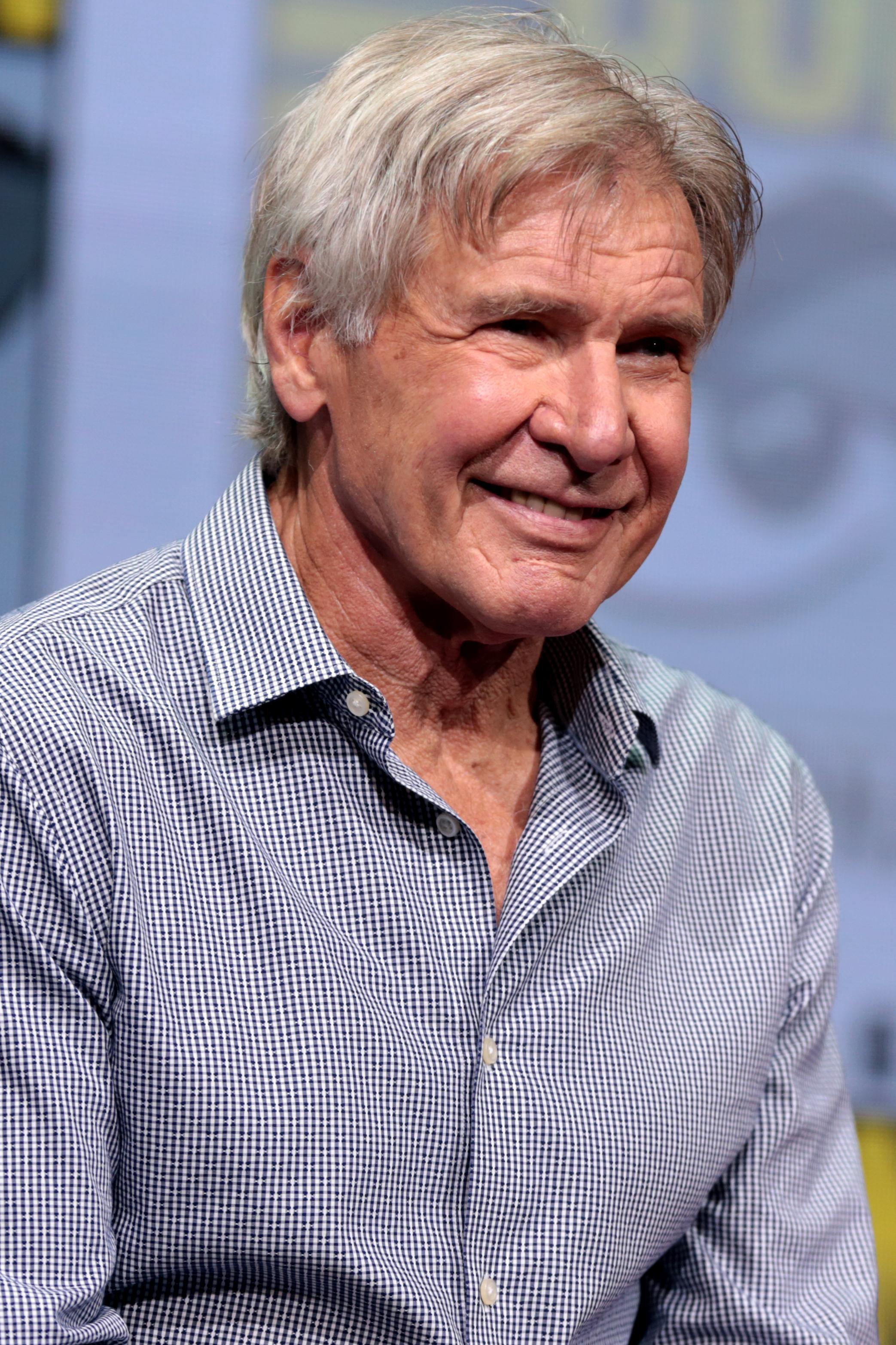 Archivo:Harrison Ford ...