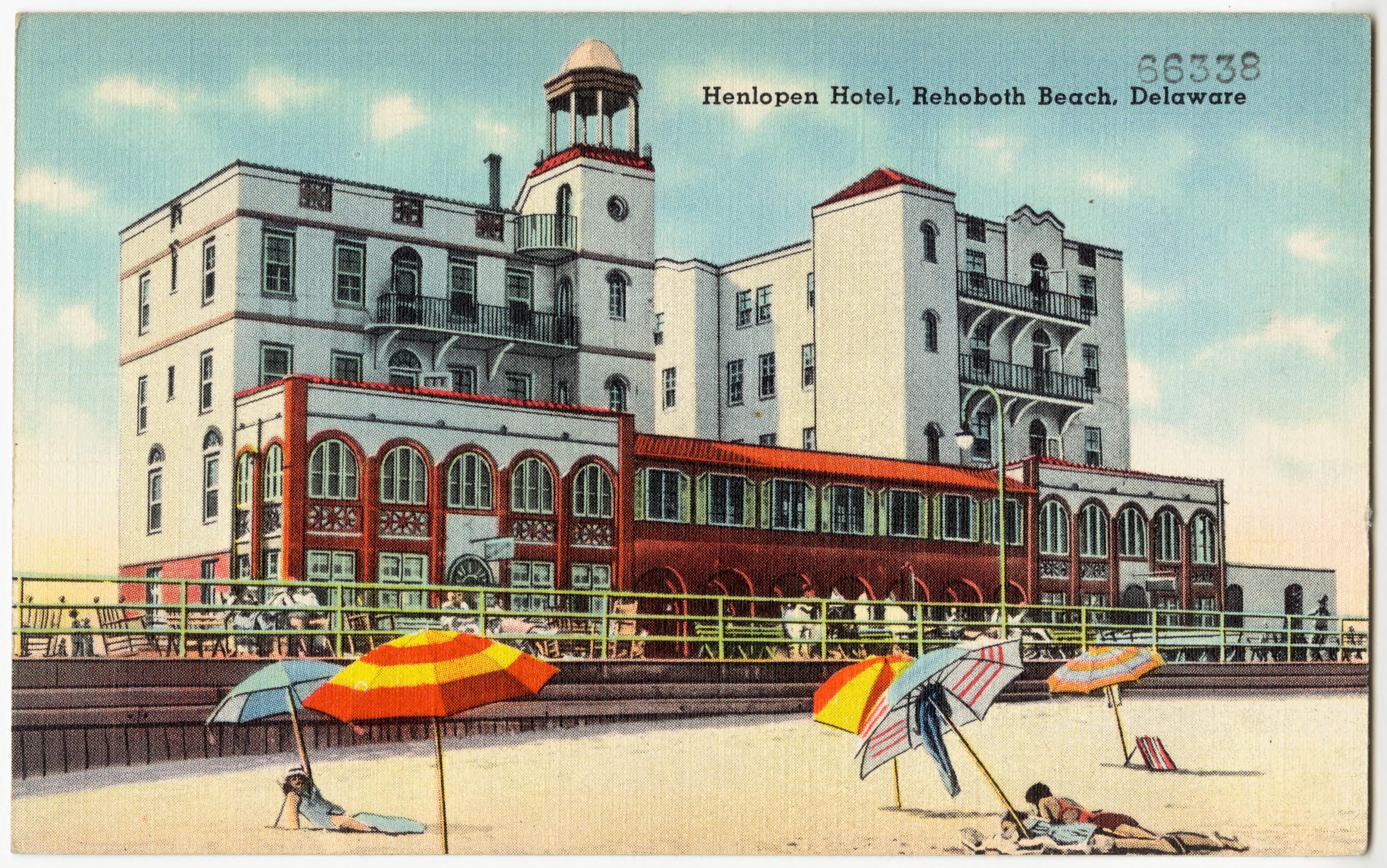 File Henlopen Hotel Rehoboth Beach Delaware 66338 Jpg