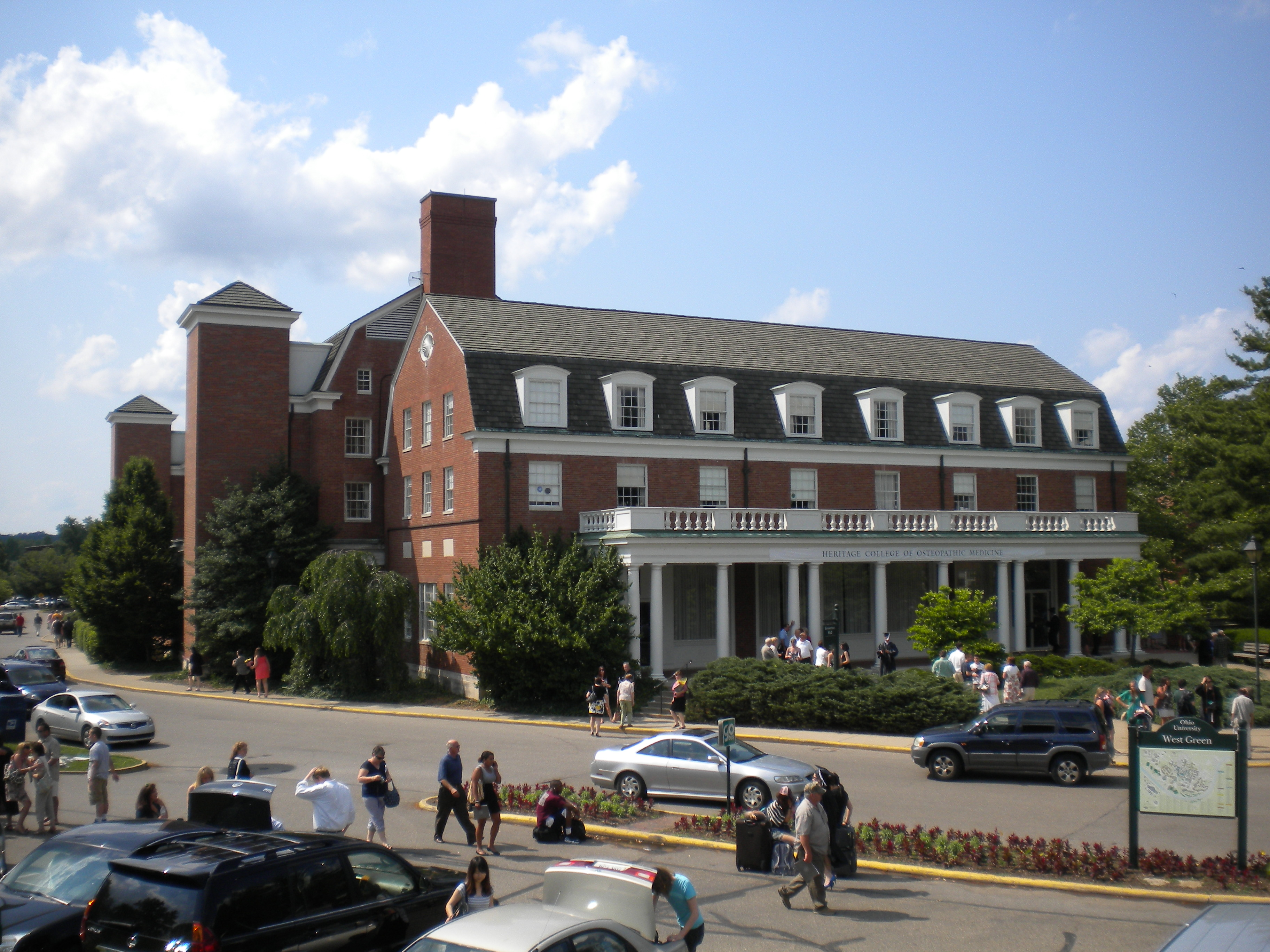 Heritage College of Osteopathic Medicine - Wikipedia