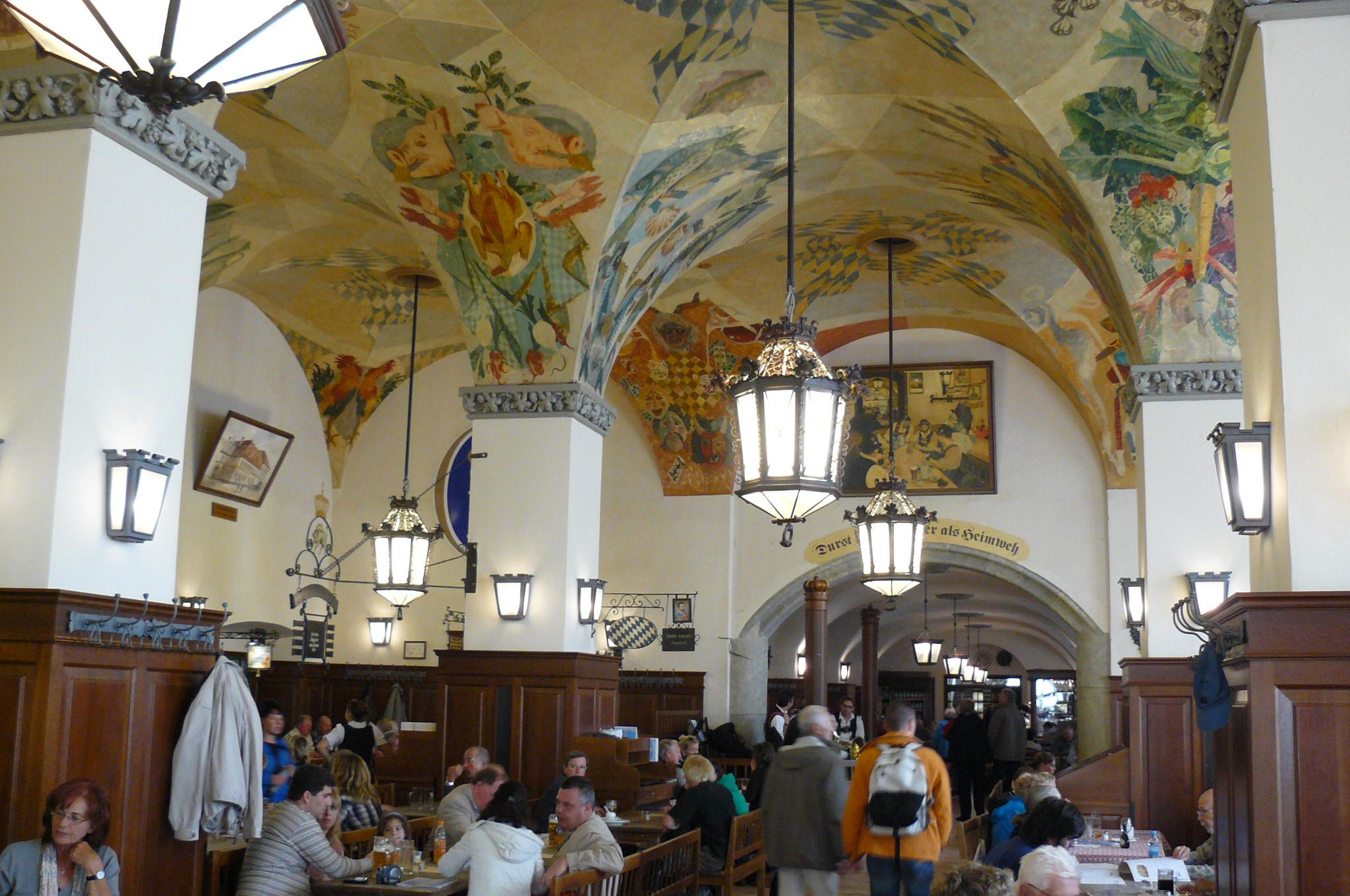 Hofbräuhaus münchen restaurant