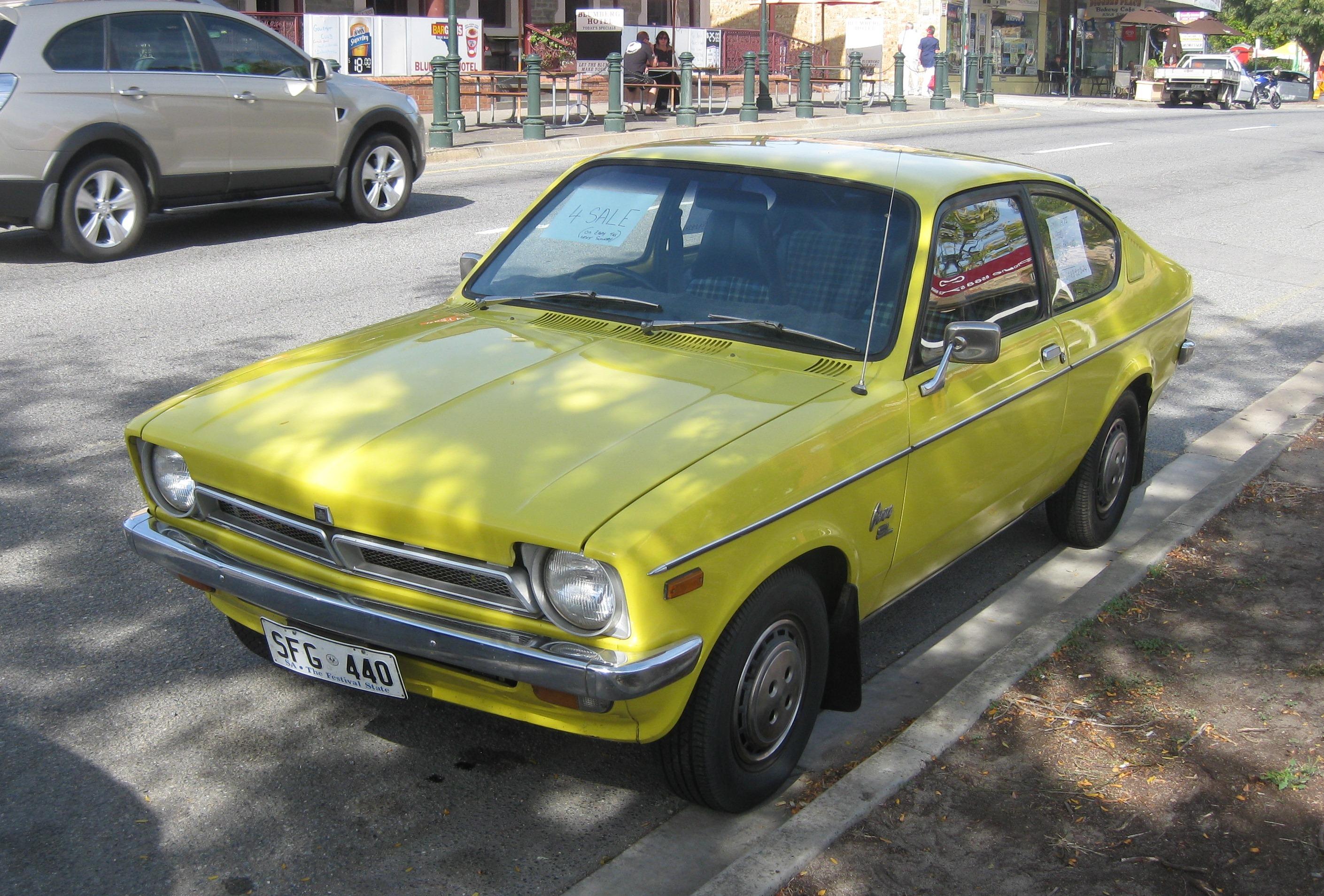 Holden tx Gemini sl Coupe