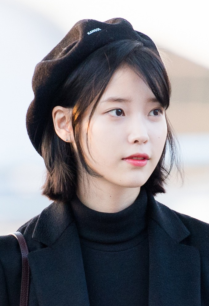 File Iu At Incheon Airport 6 January 2017 01 Jpg
