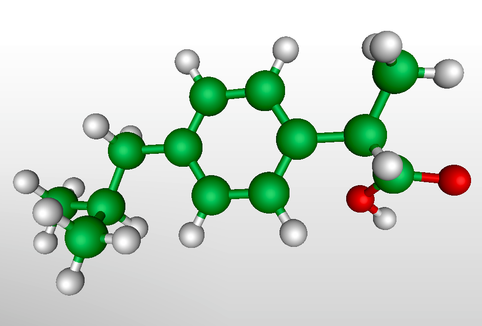 File:Ibuprofen 3D Mode...