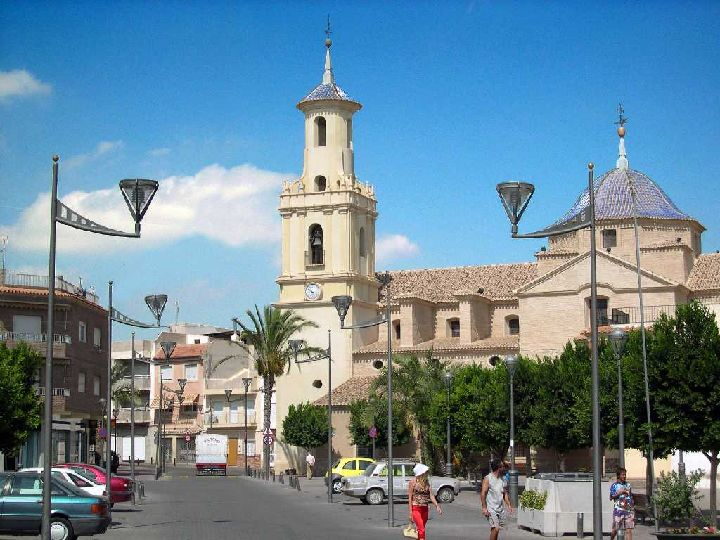 zonas cruising murcia espagnole