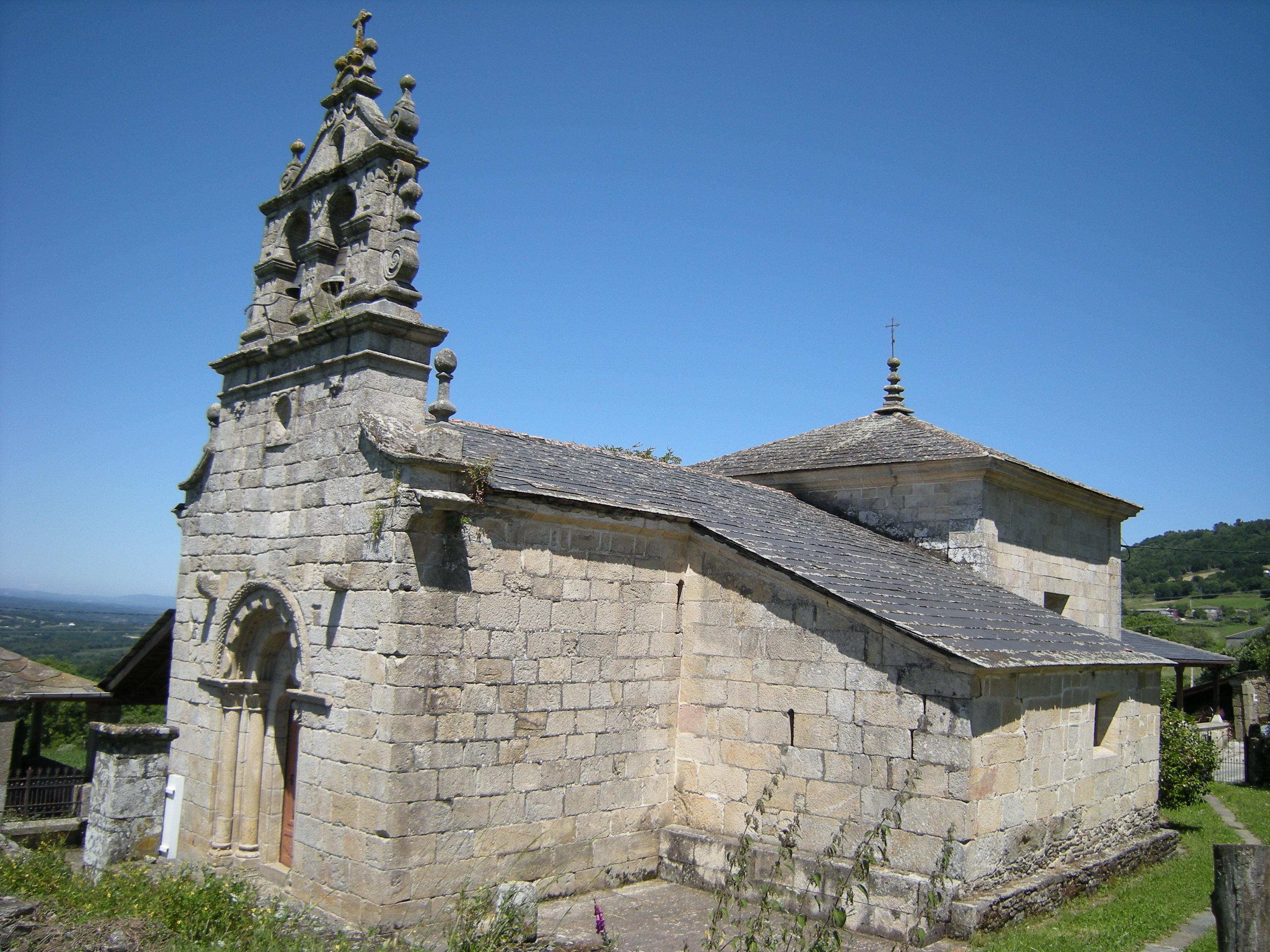 File:Igrexa de San Xoán de Friolfe, O Páramo, Galiza.jpg ...