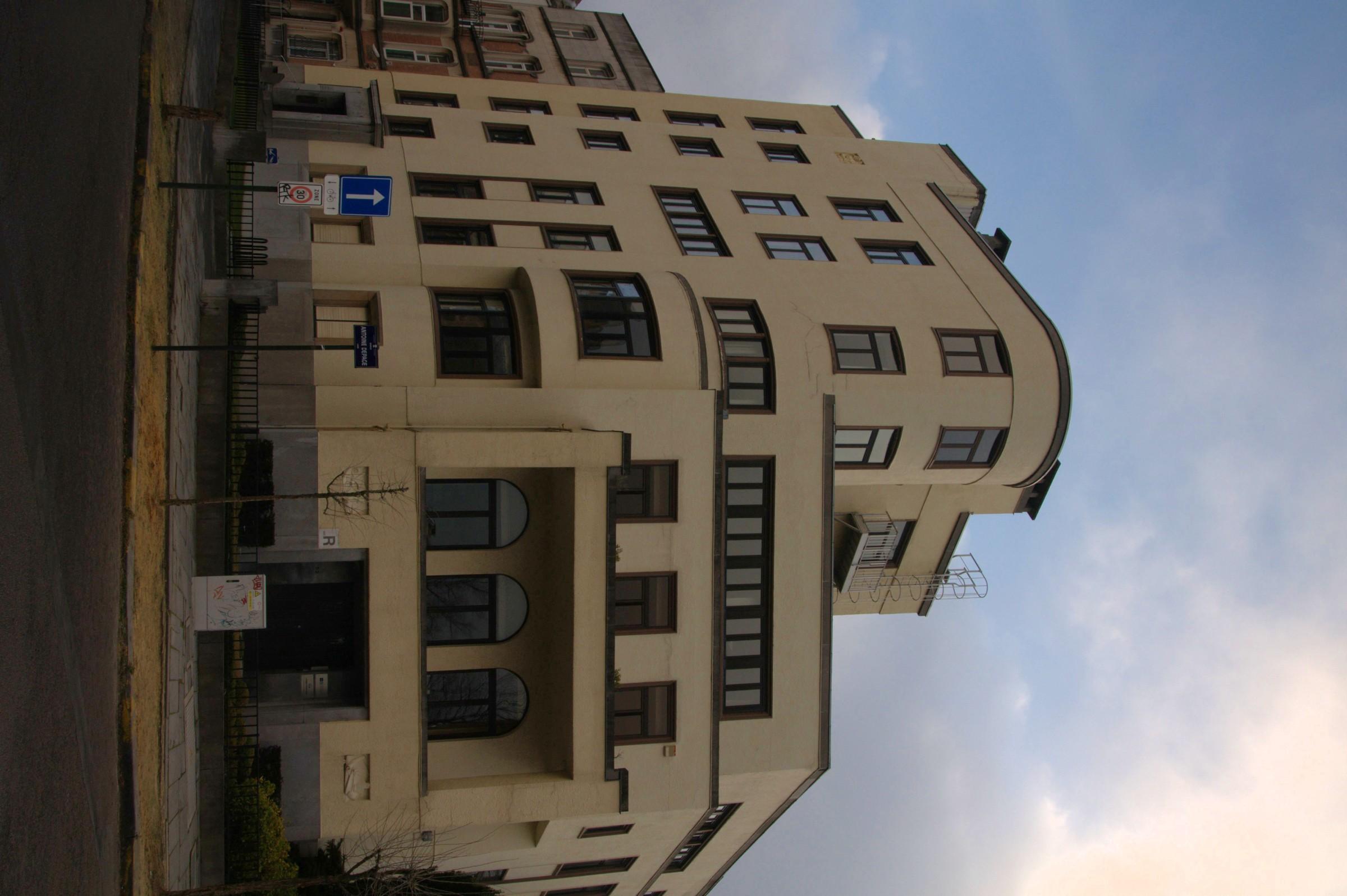 File immeuble à appartements maison personnelle et bureau de l