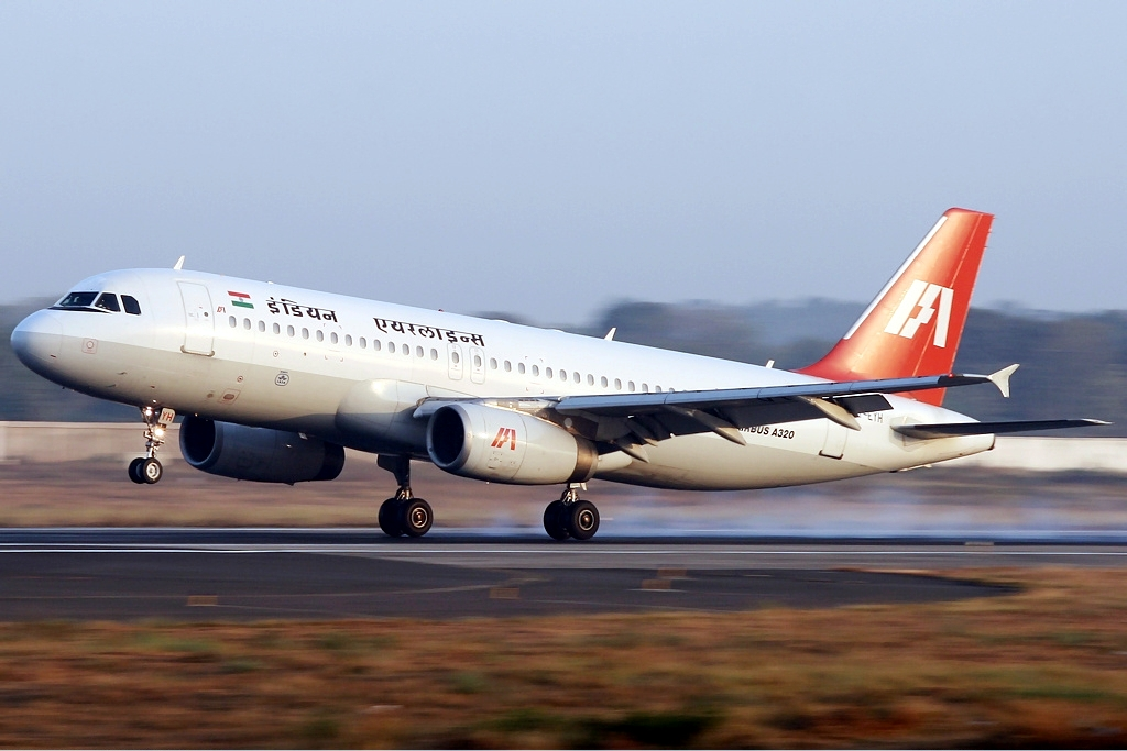 Indian Airlines Airbus A320 Vyas.jpg