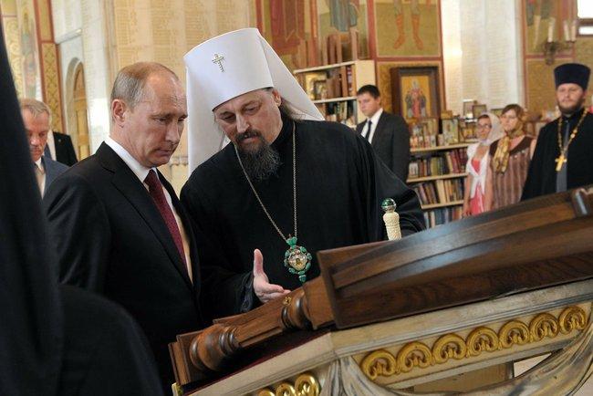Ioann Popov and Vladimir Putin.jpeg